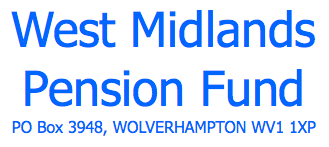 West Midlands Pension Fund