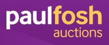 Paul Fosh Auctions