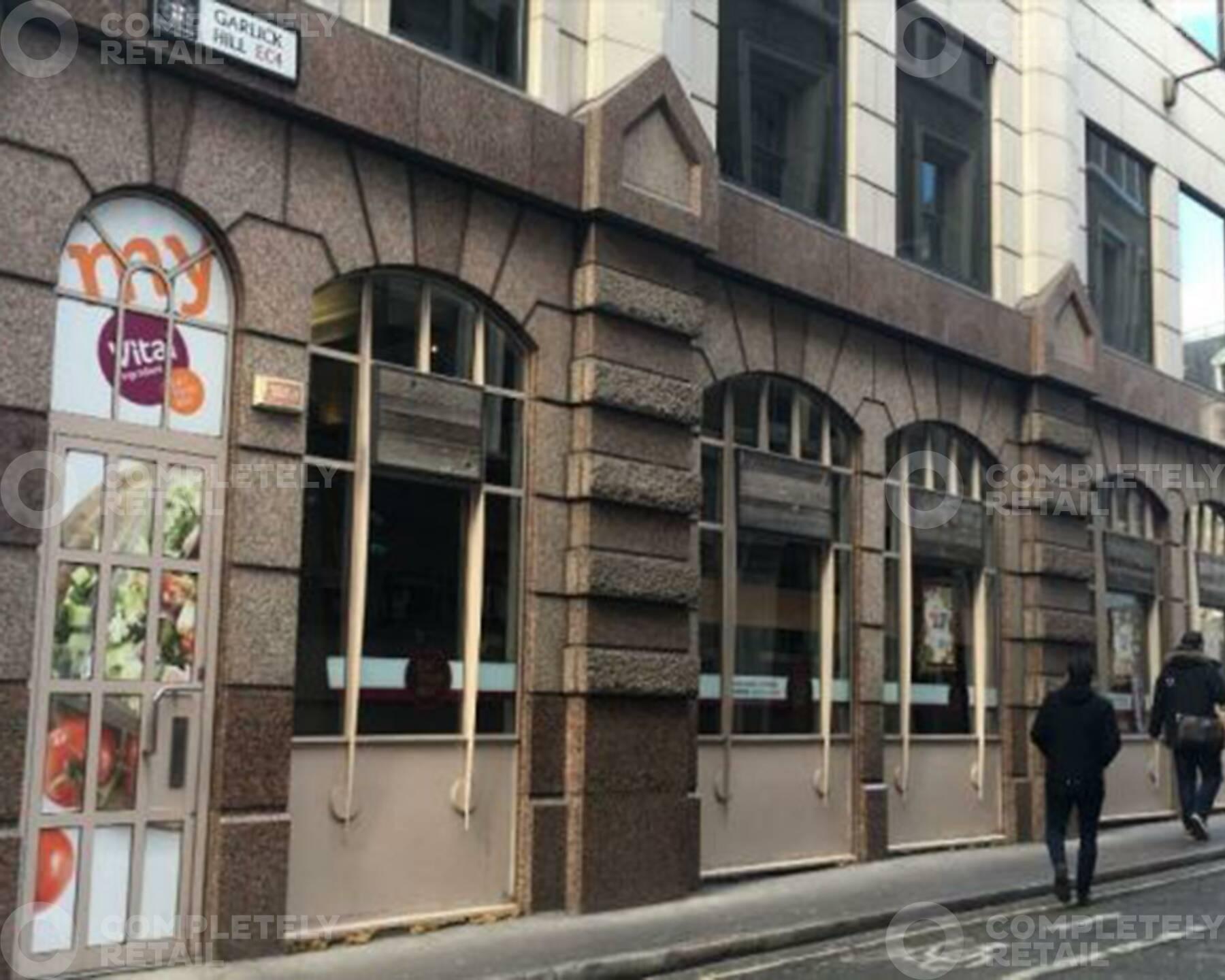 63 Queen Victoria Street, London EC4
