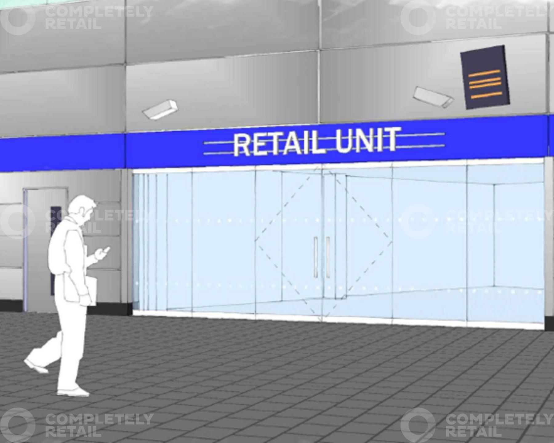 New Retail Unit