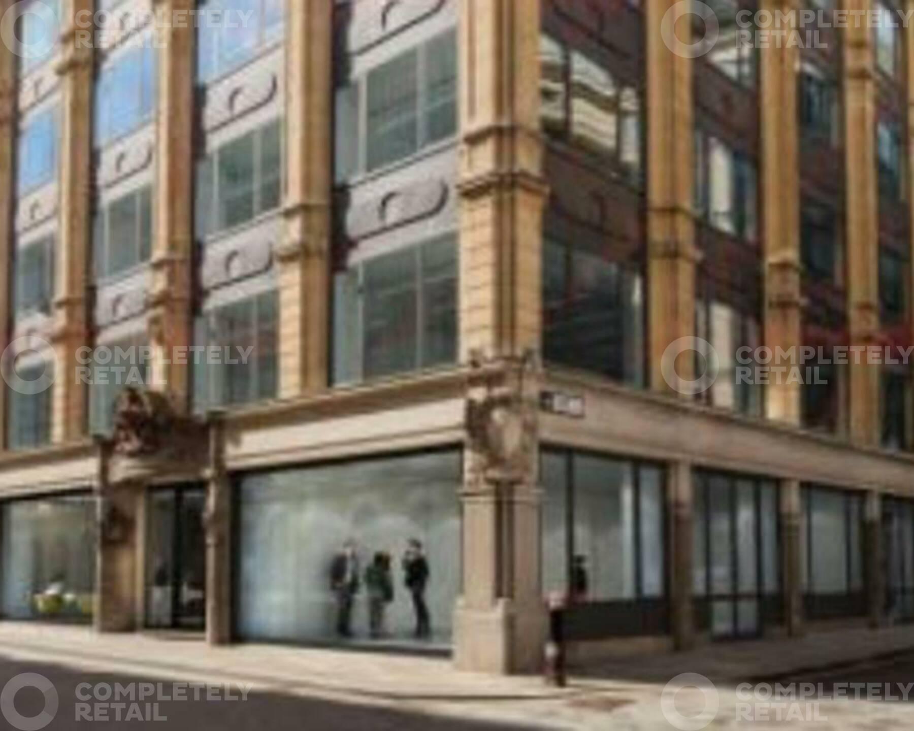 36 King Street, London EC2