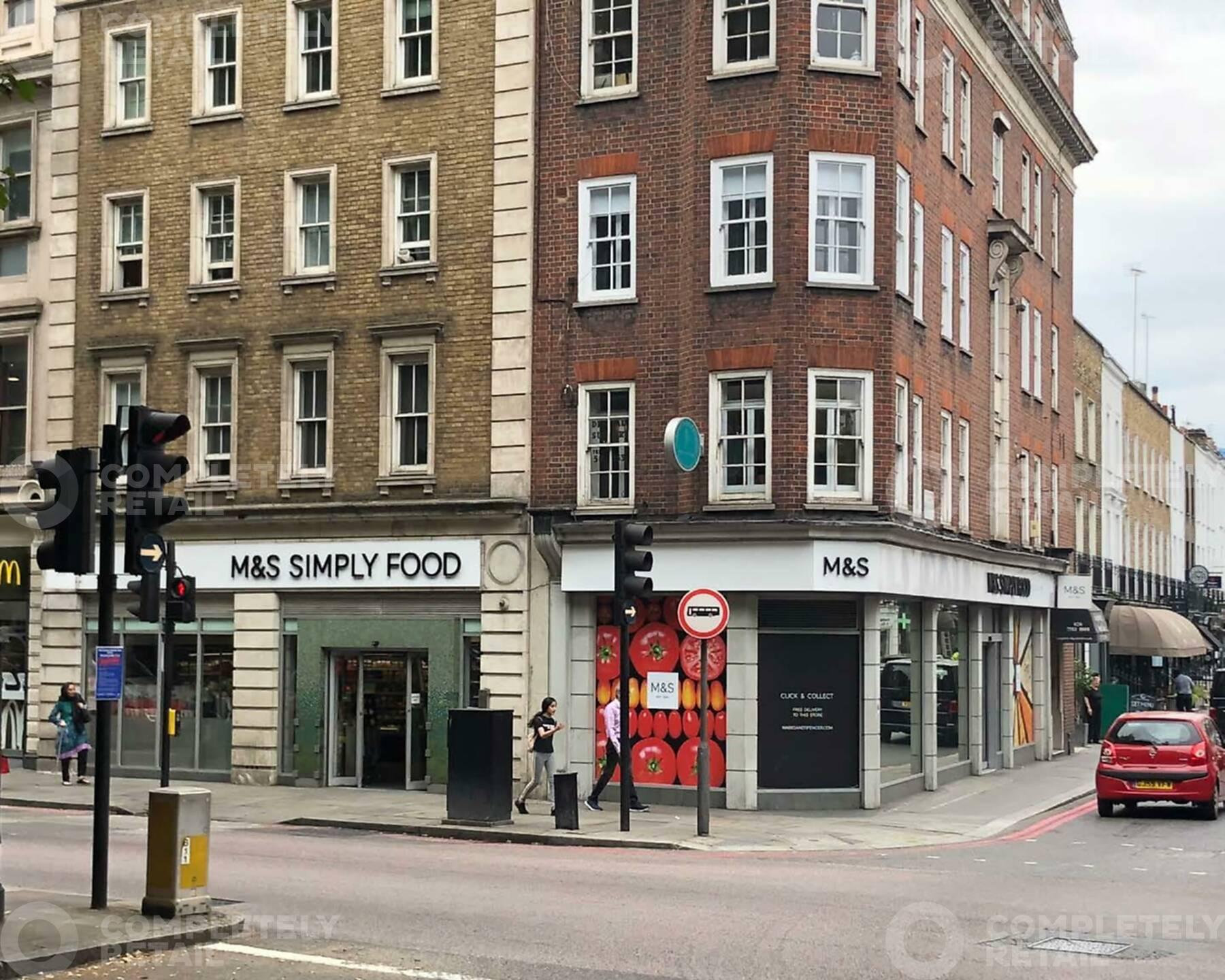 179-183 Brompton Road, London