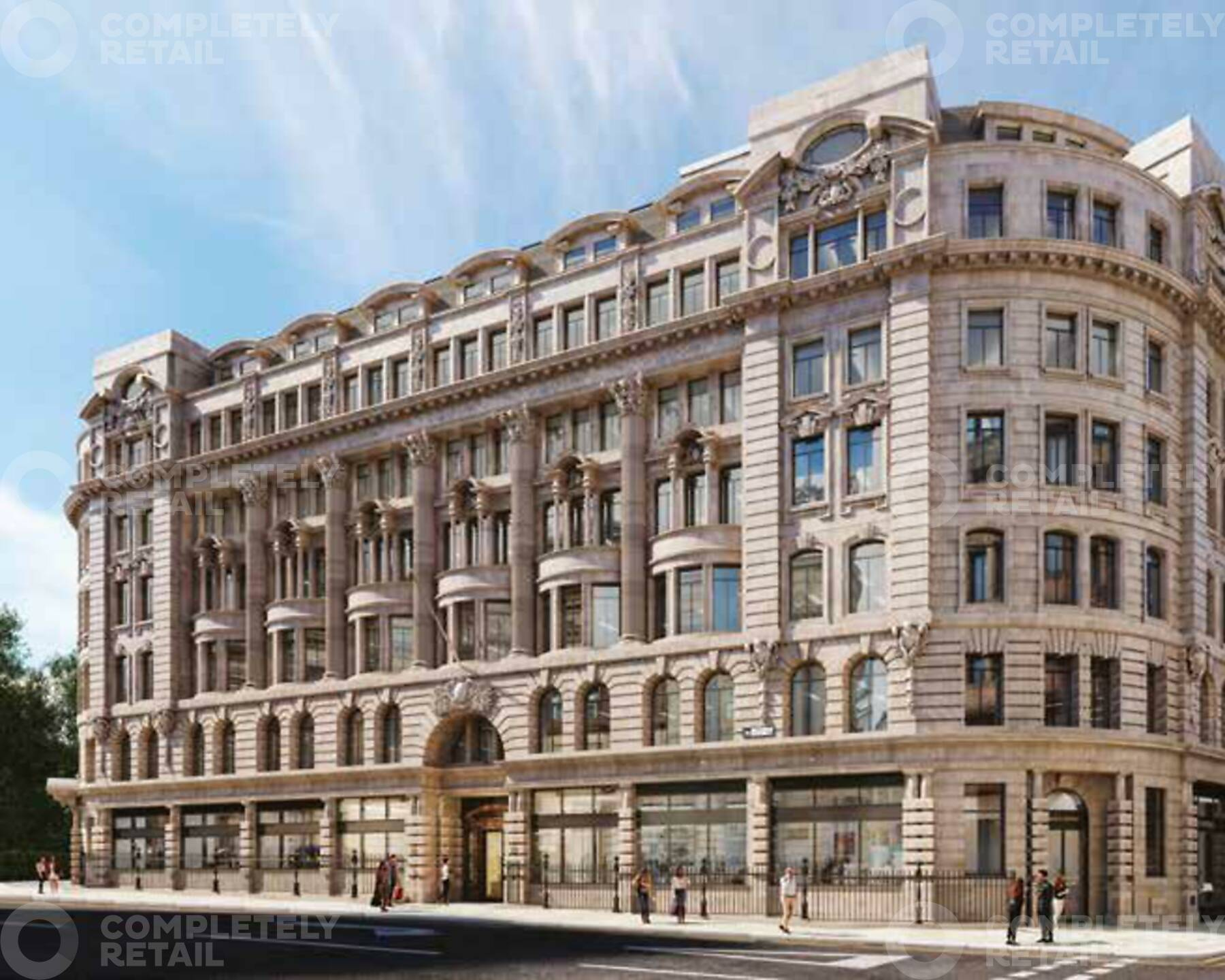 Unit 1, 31-35 Blomfield Street, London EC2