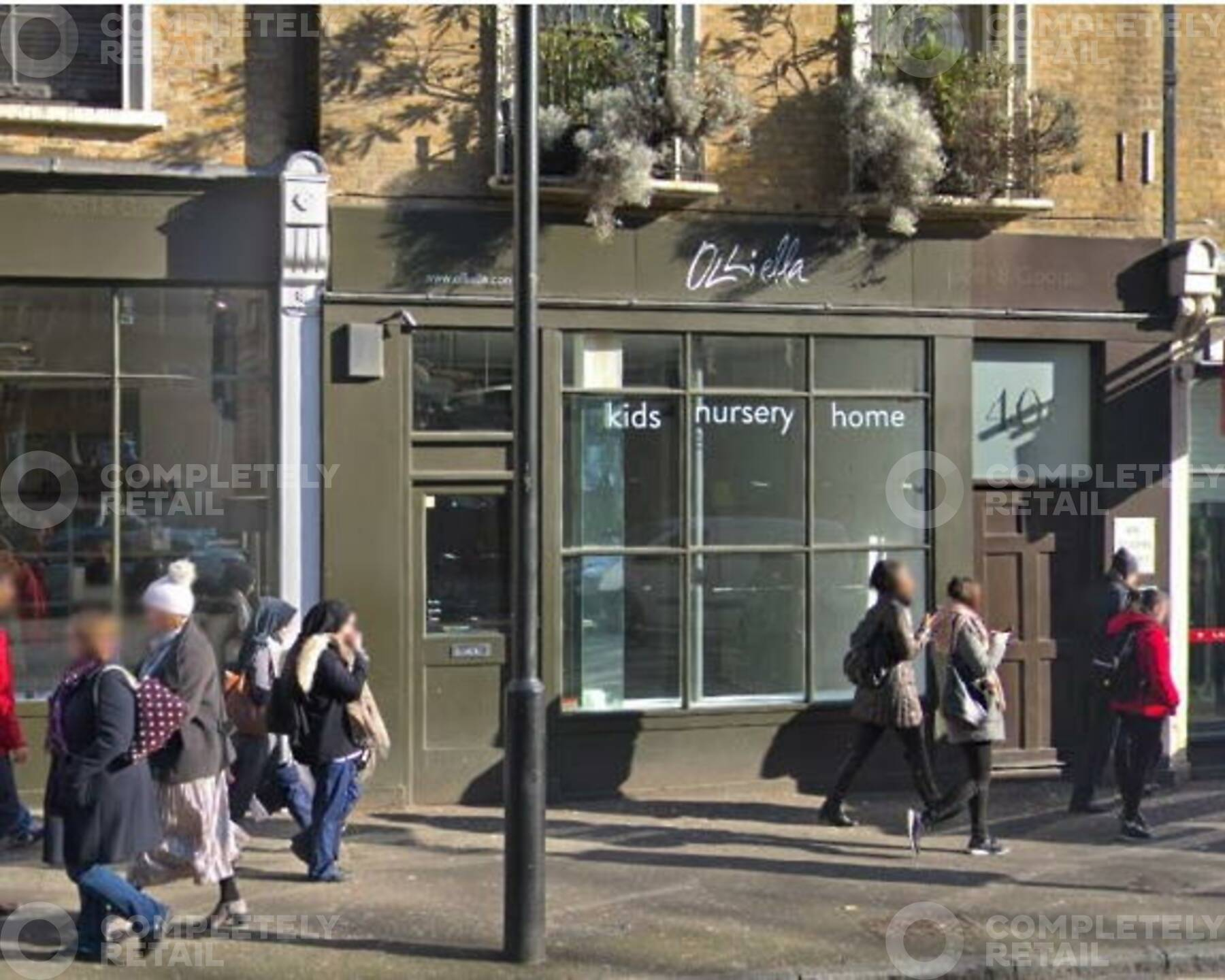406 St John Street