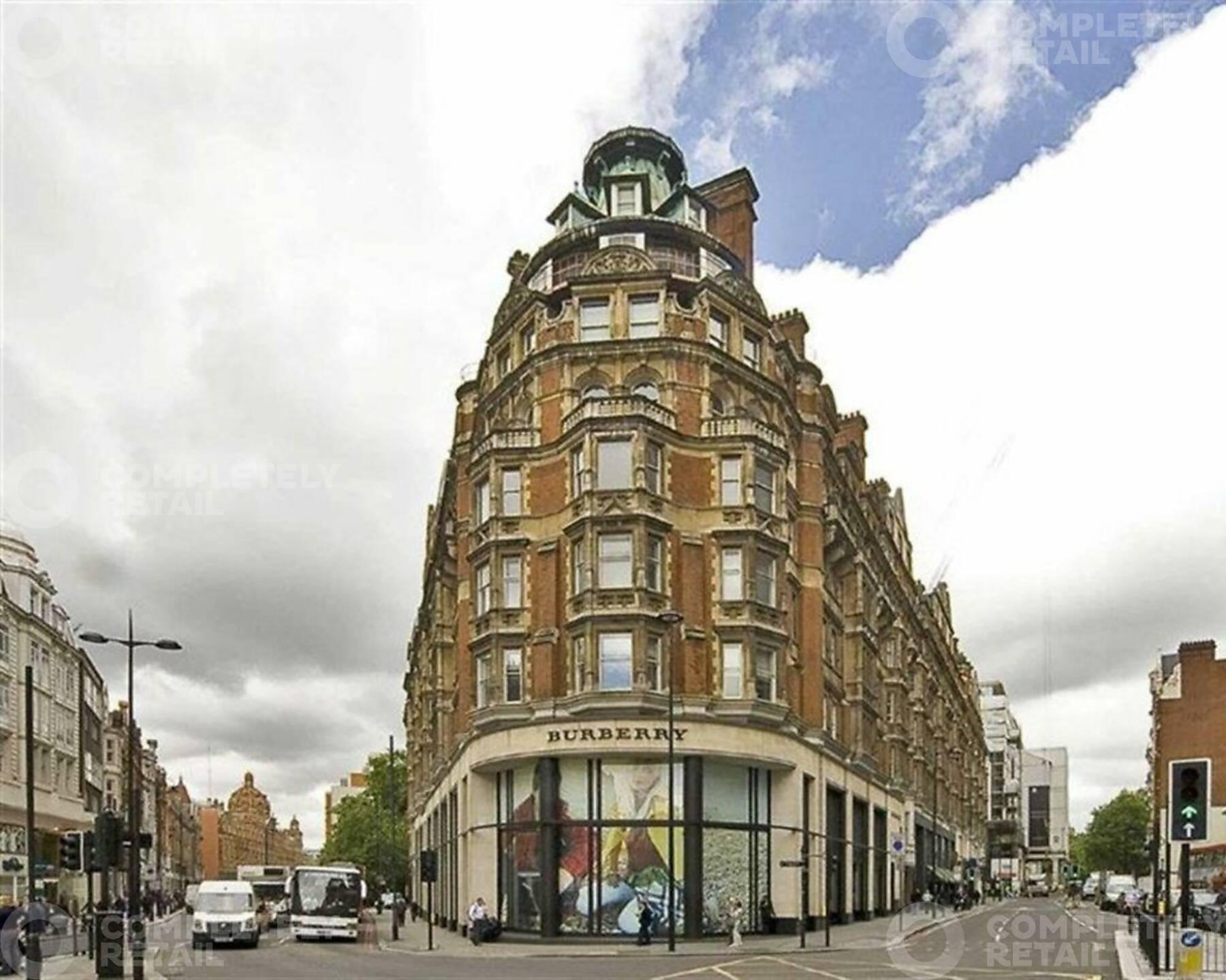 2 Brompton Road, London SW1