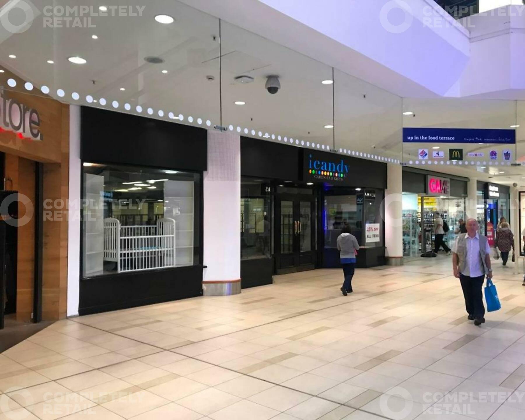 Unit 2, Eastgate Shopping Centre