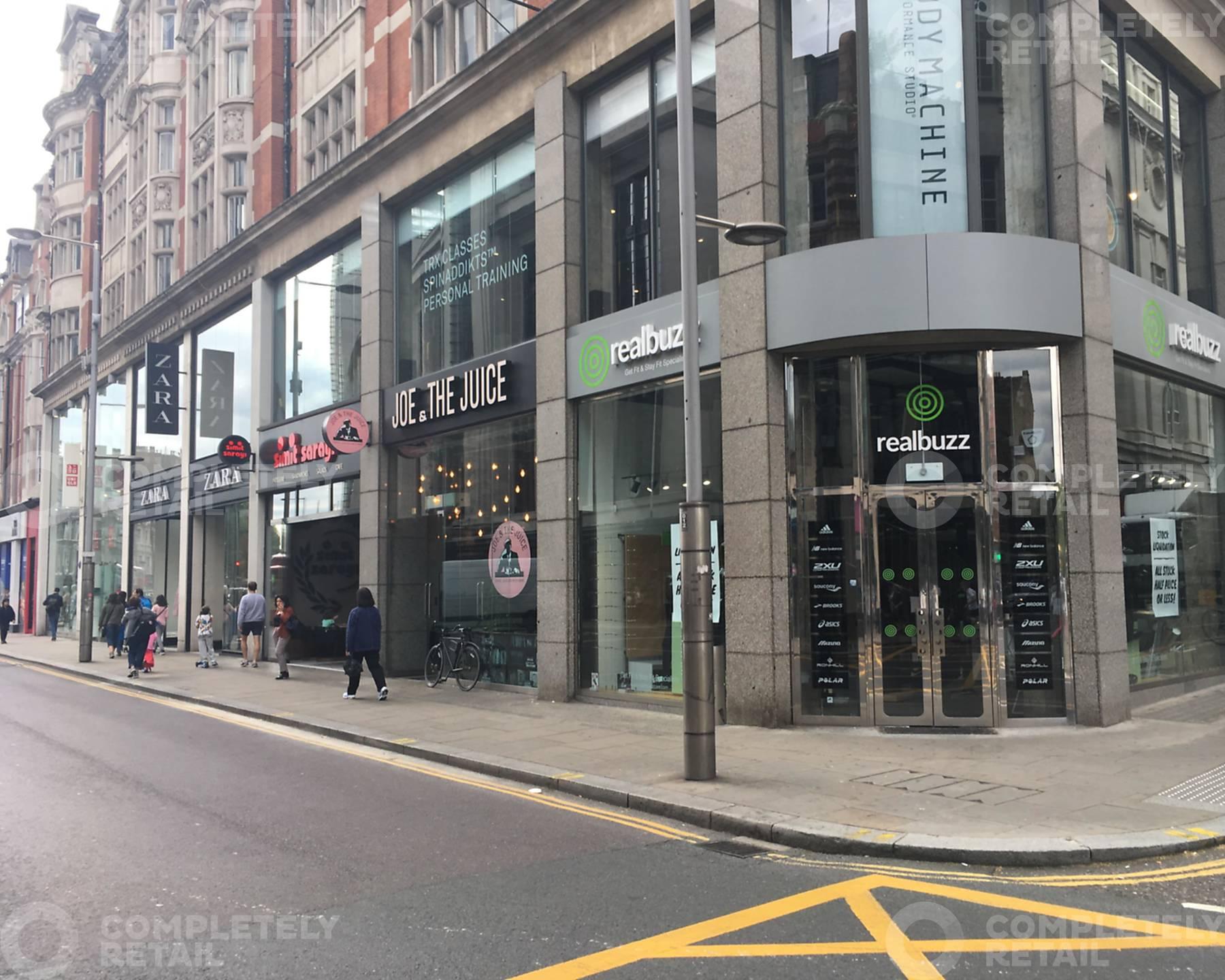 42 Kensington High Street, London W8