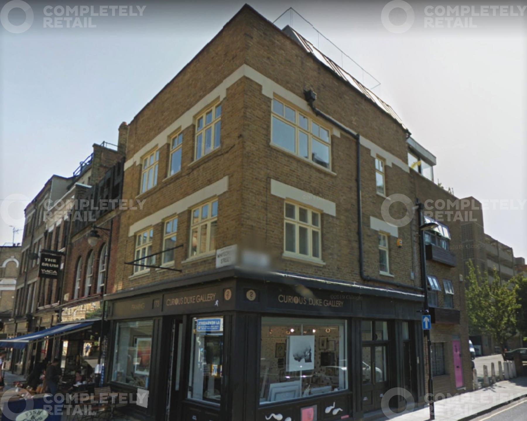 175 Whitecross Street, London, EC1Y 8JT