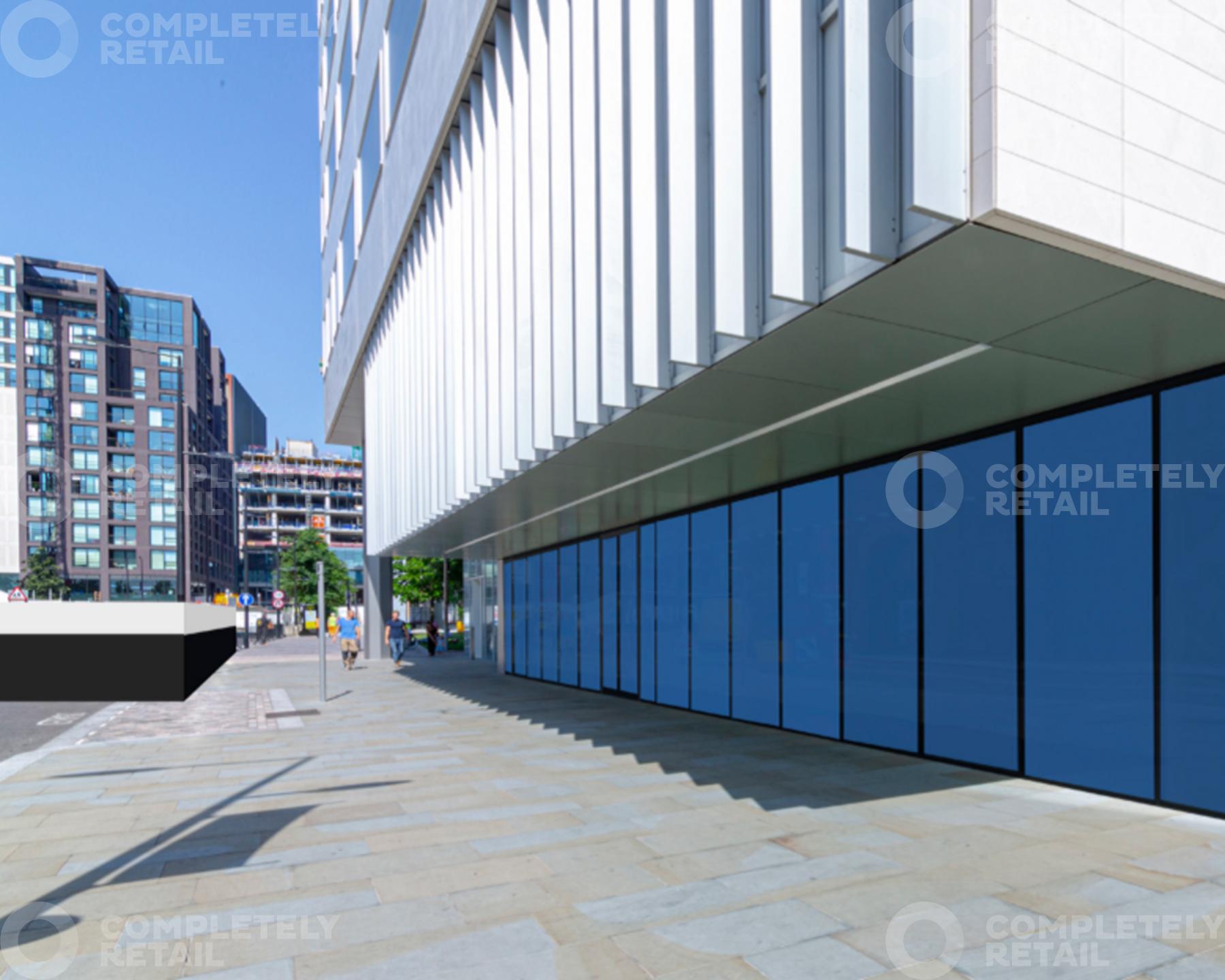 Unit R1 - Aga Khan Centre Building