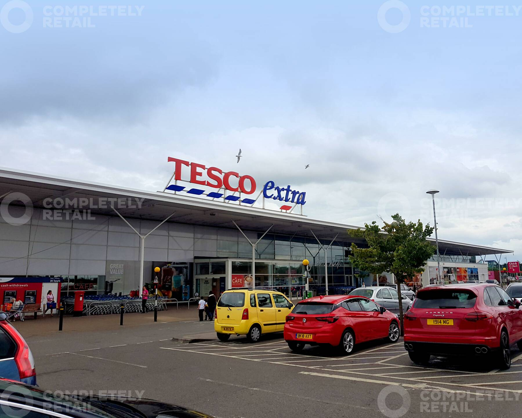 Broadstairs Retail Park, Margate Road
