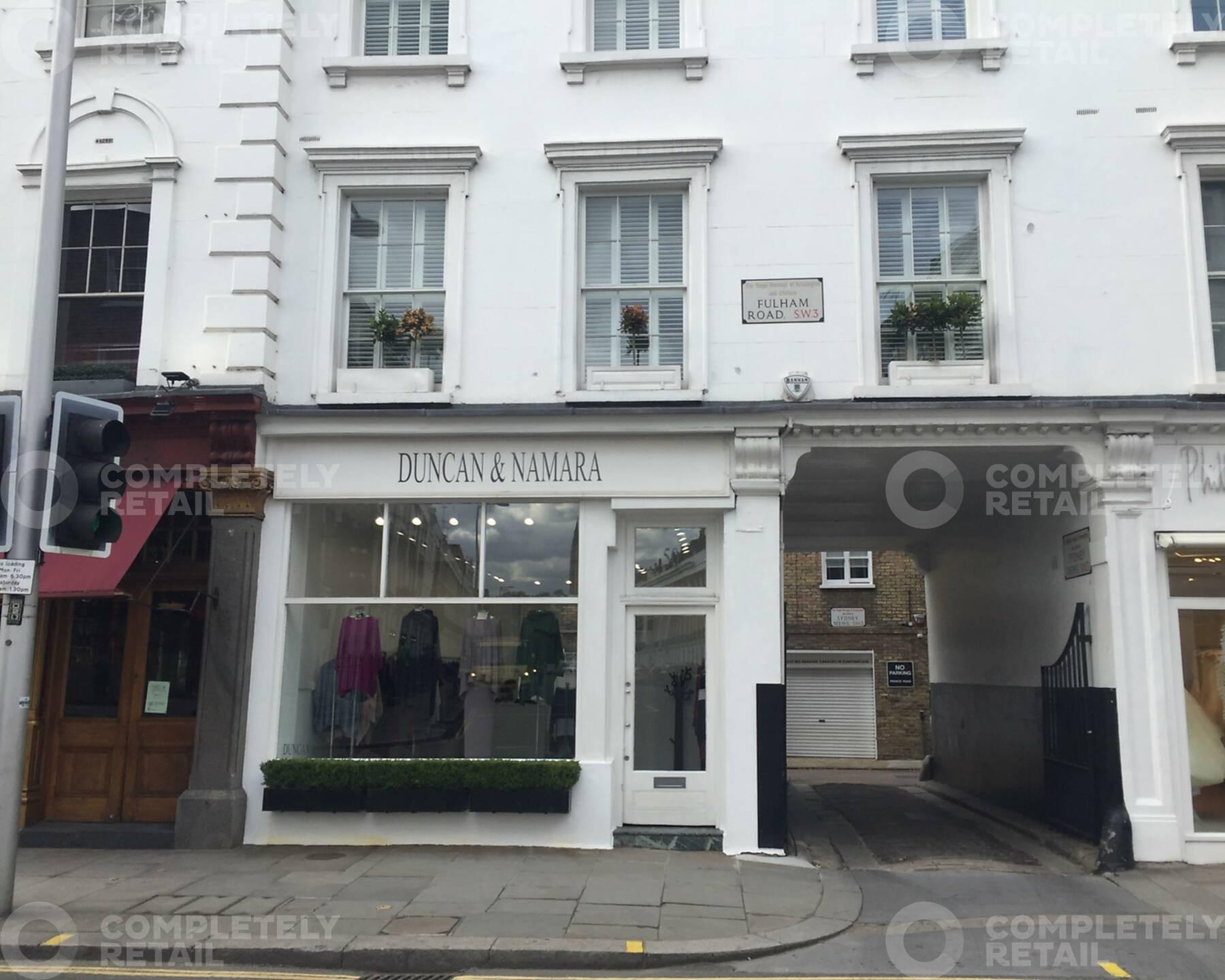50 Fulham Road