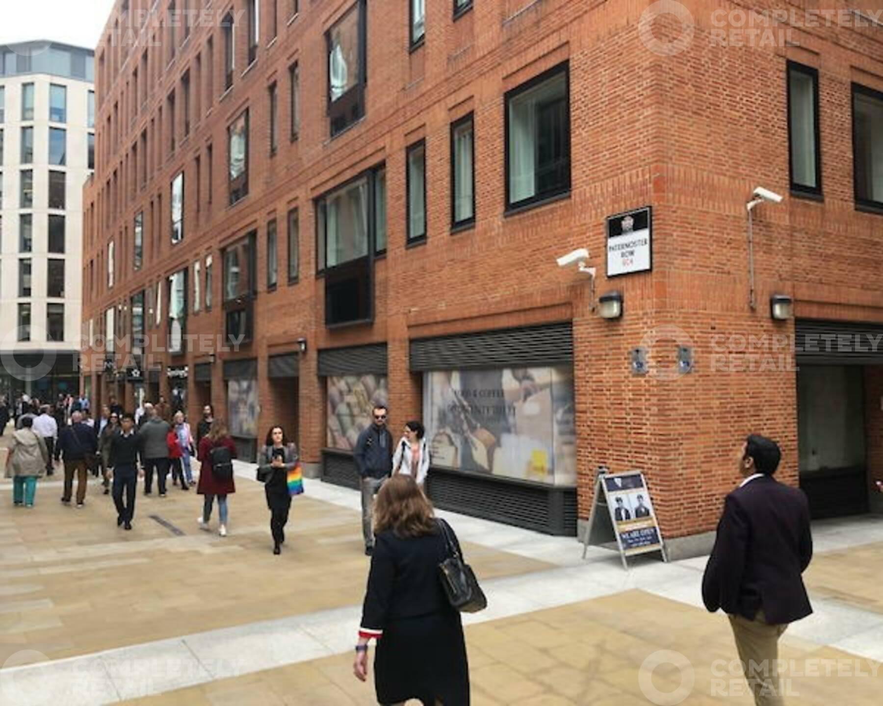 4B Paternoster Row, London EC4