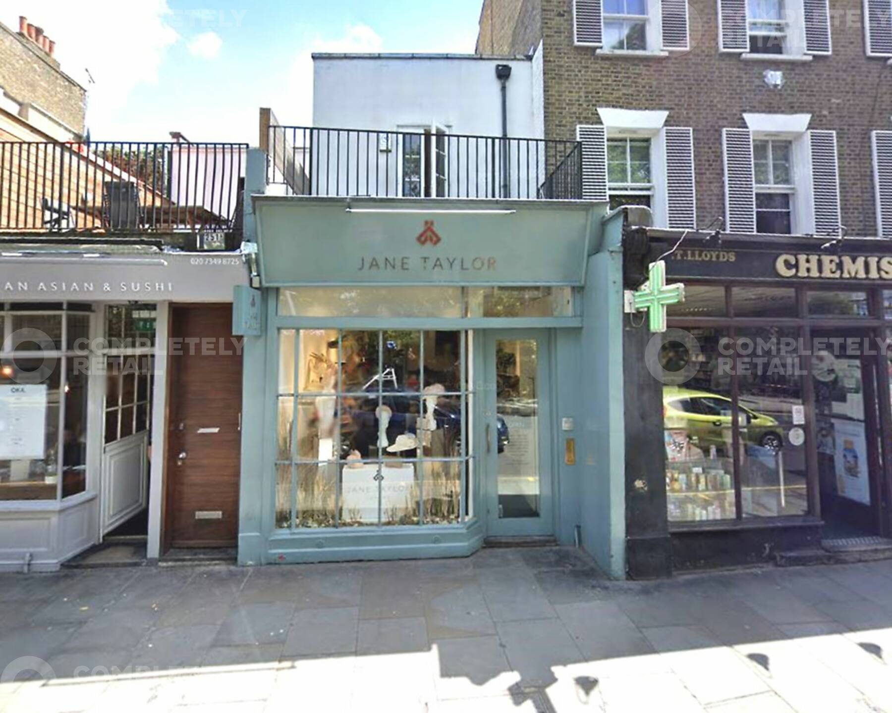 253 King's Road