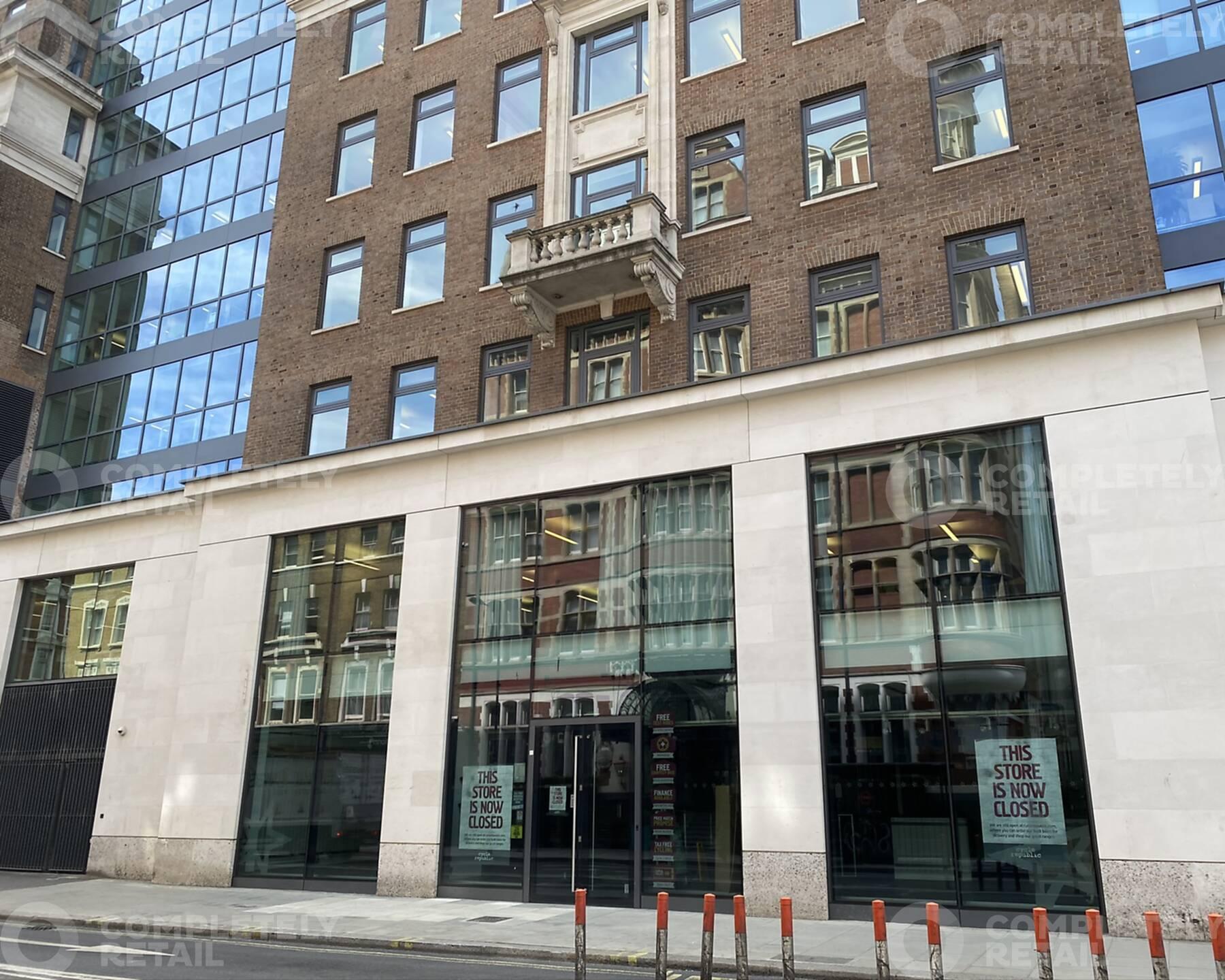 Unit 1, 10 Bloomsbury Way