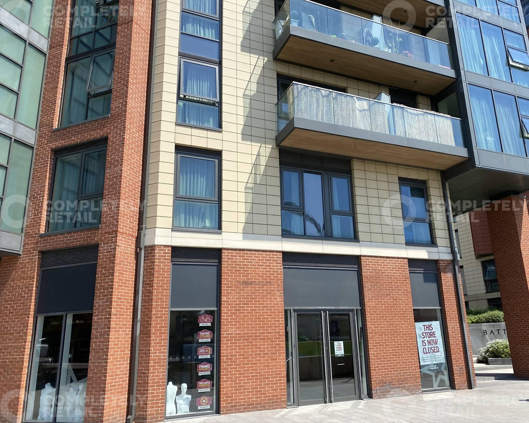 Units 32 & 33, Block Q, Quarter House, Battersea Reach