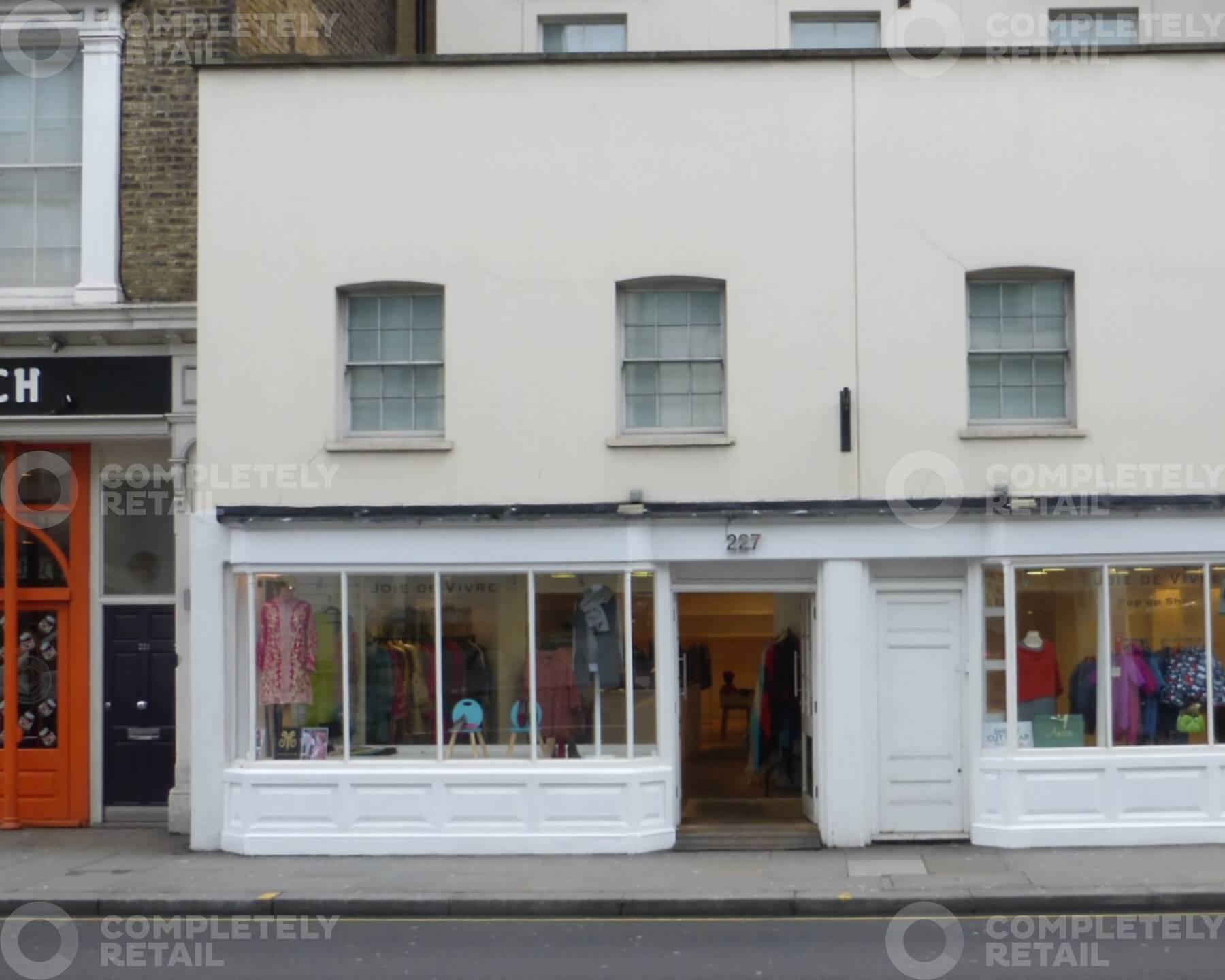227 King's Road, London,SW3 5EJ
