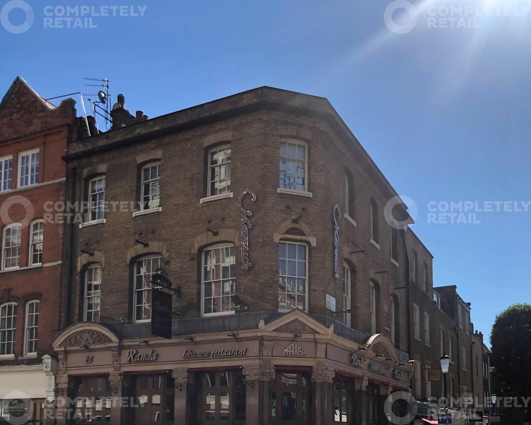 23 Kensington Church Street, London, W8 4LF