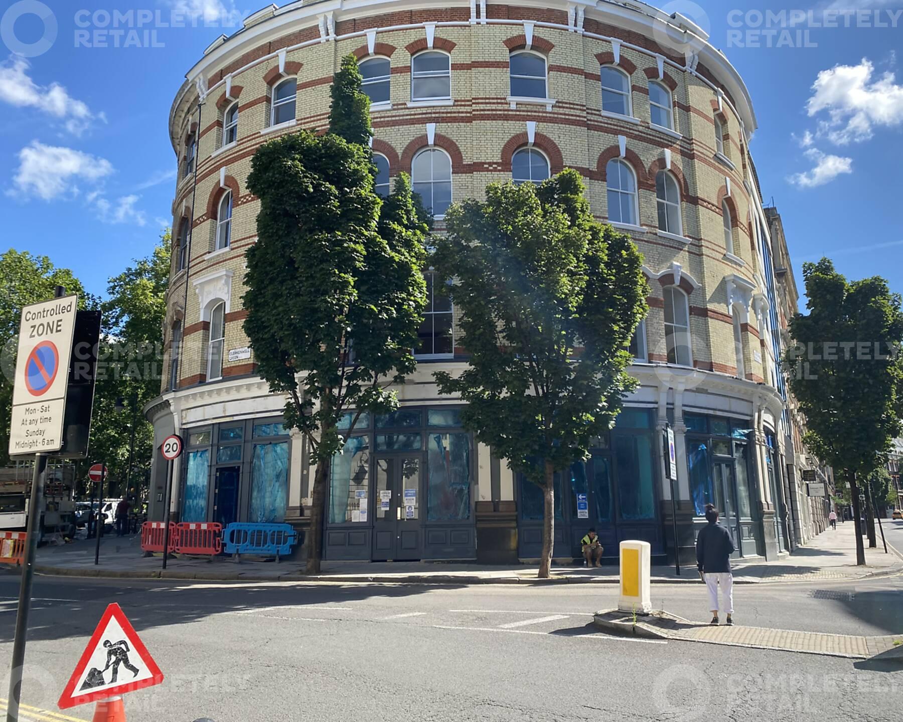 120 Clerkenwell Road