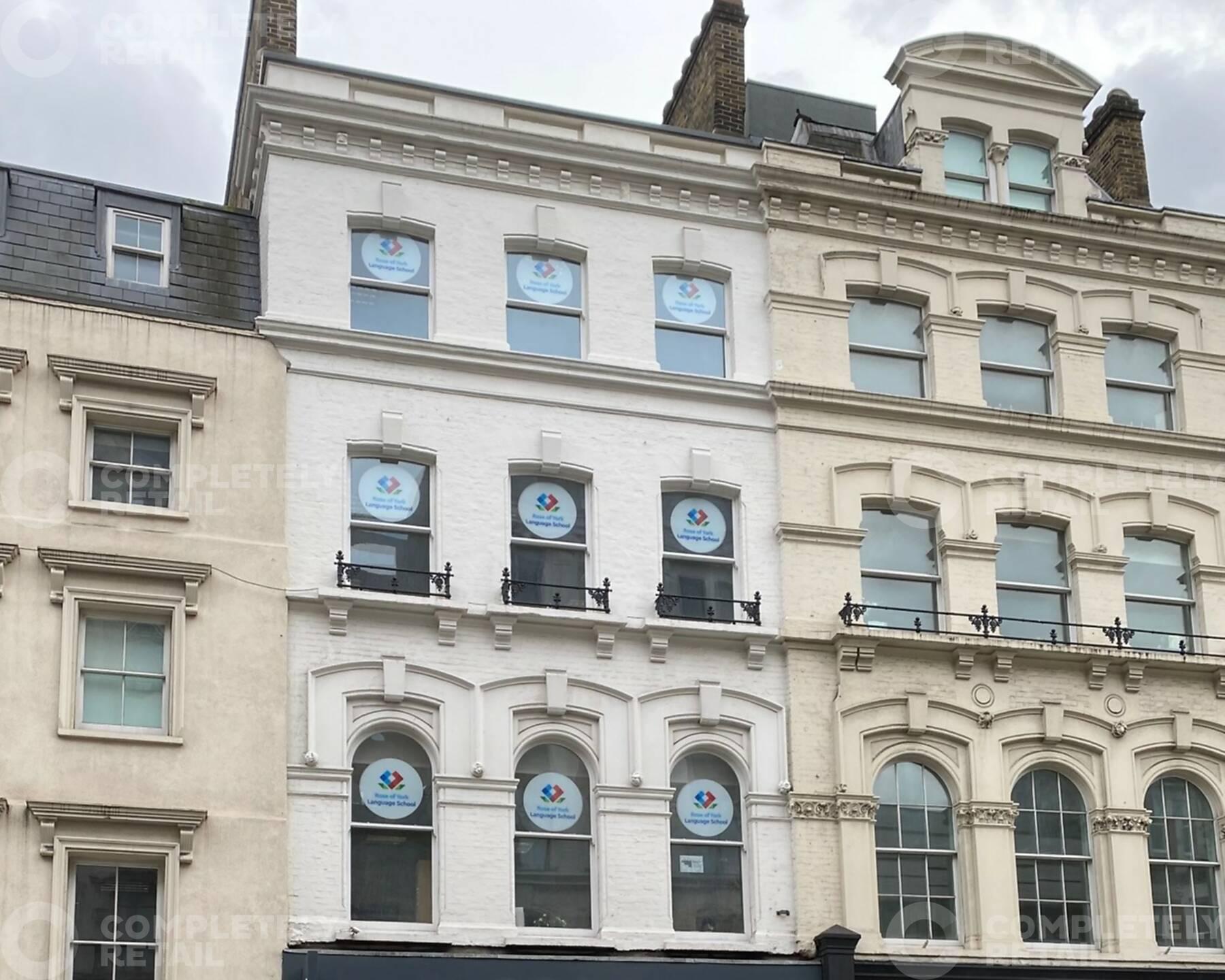 45 Oxford Street, London