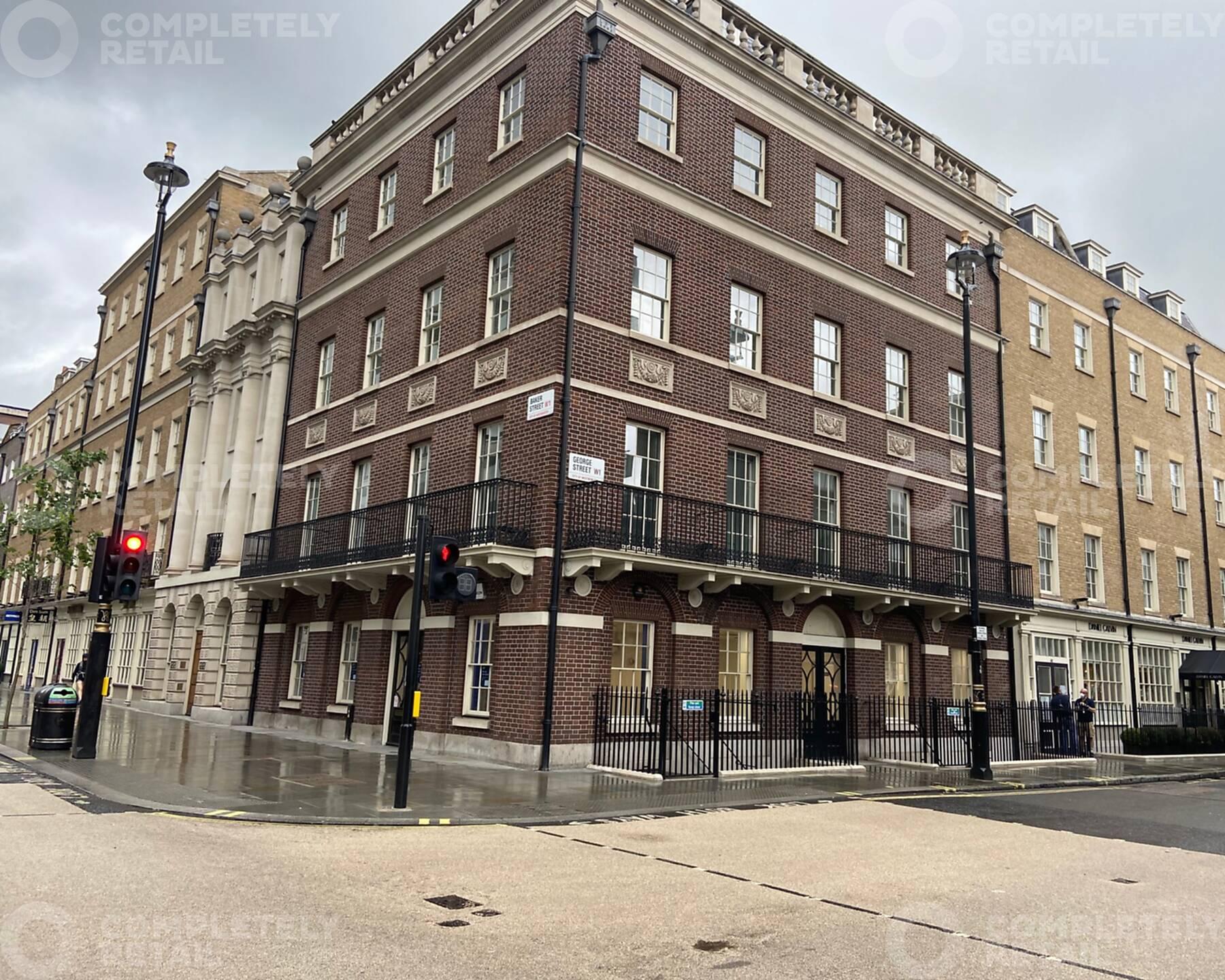 20A Baker Street, London