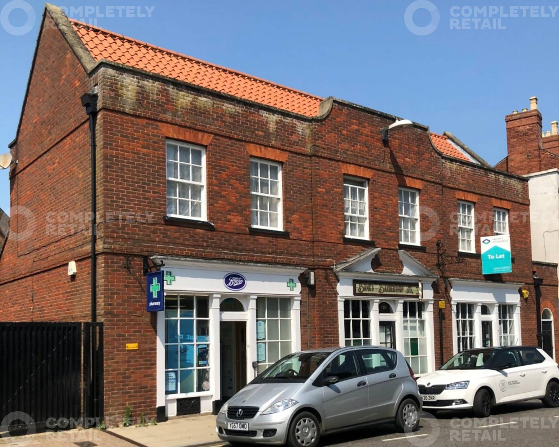 17 Old Market Place, Wisbech