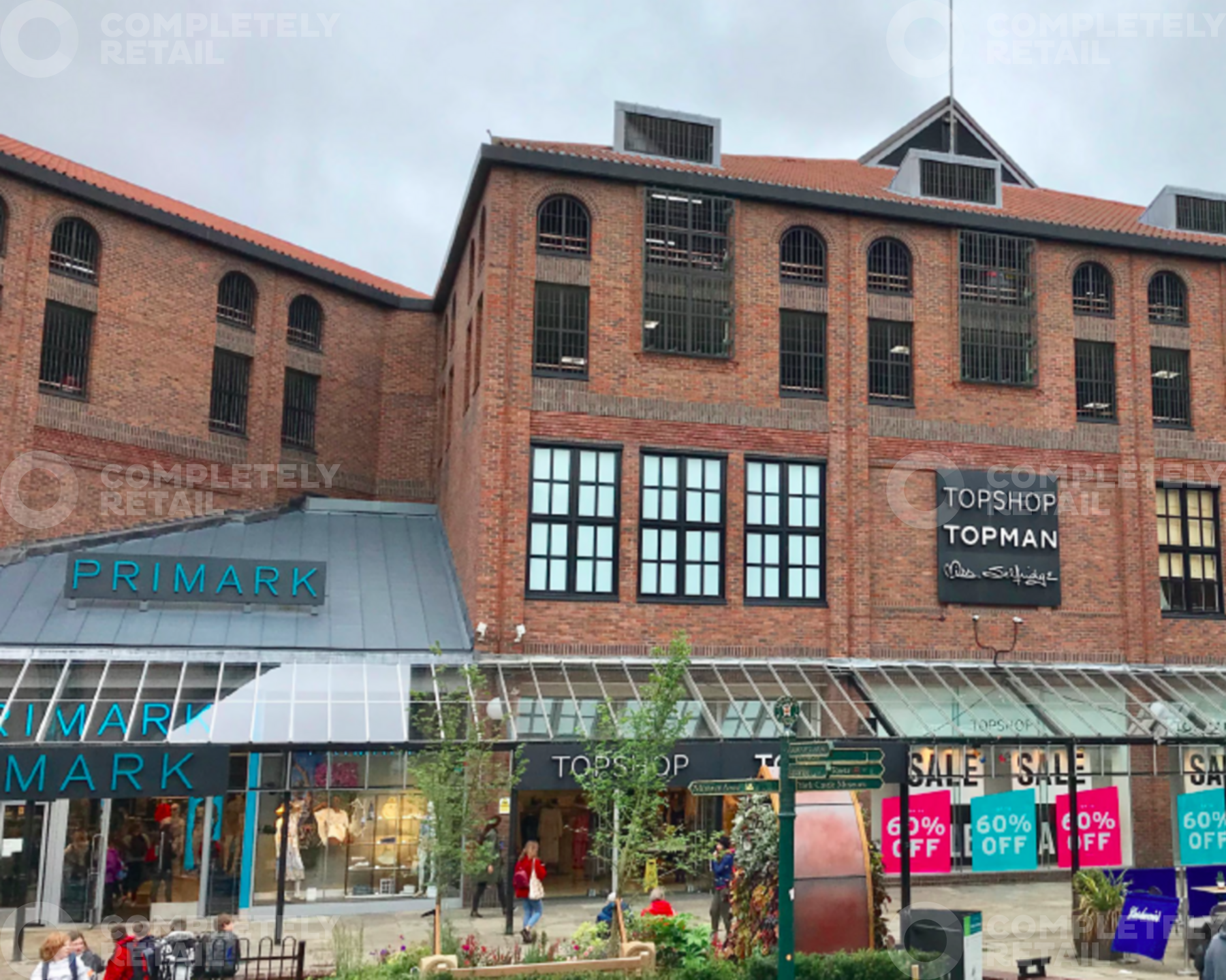 3 St Mary's Square, Coppergate Shopping Centre, York
