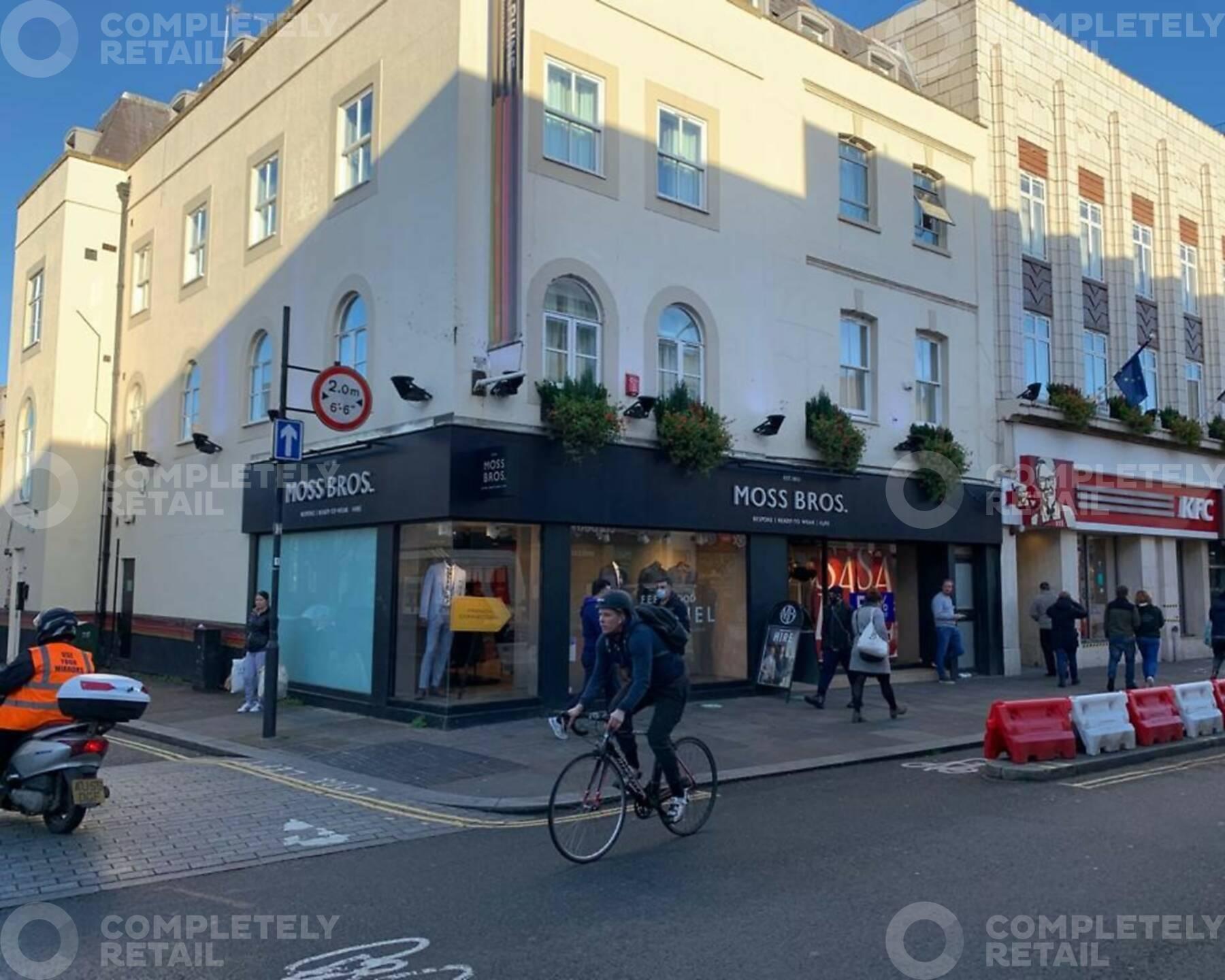 92/94 King Street, Hammersmith
