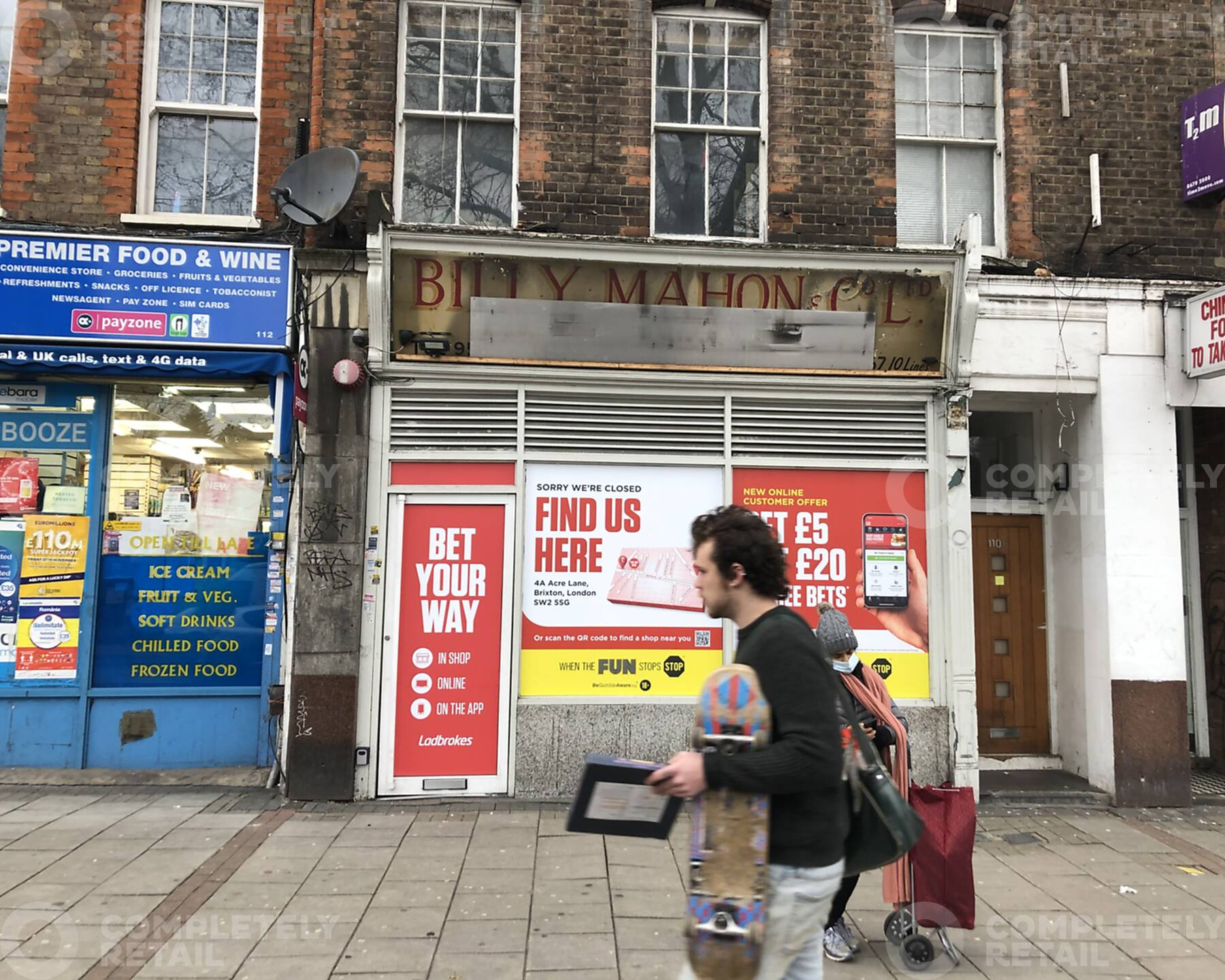 110 Brixton Hill