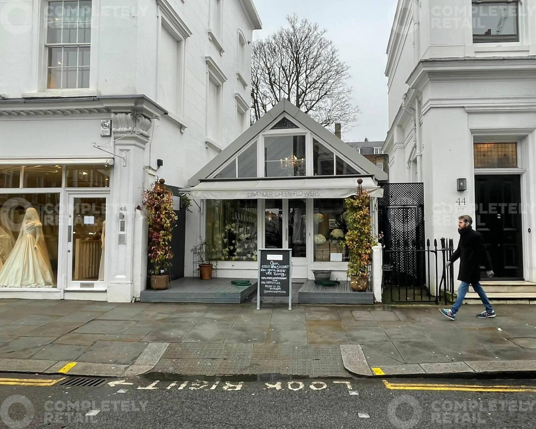 46 Fulham Road
