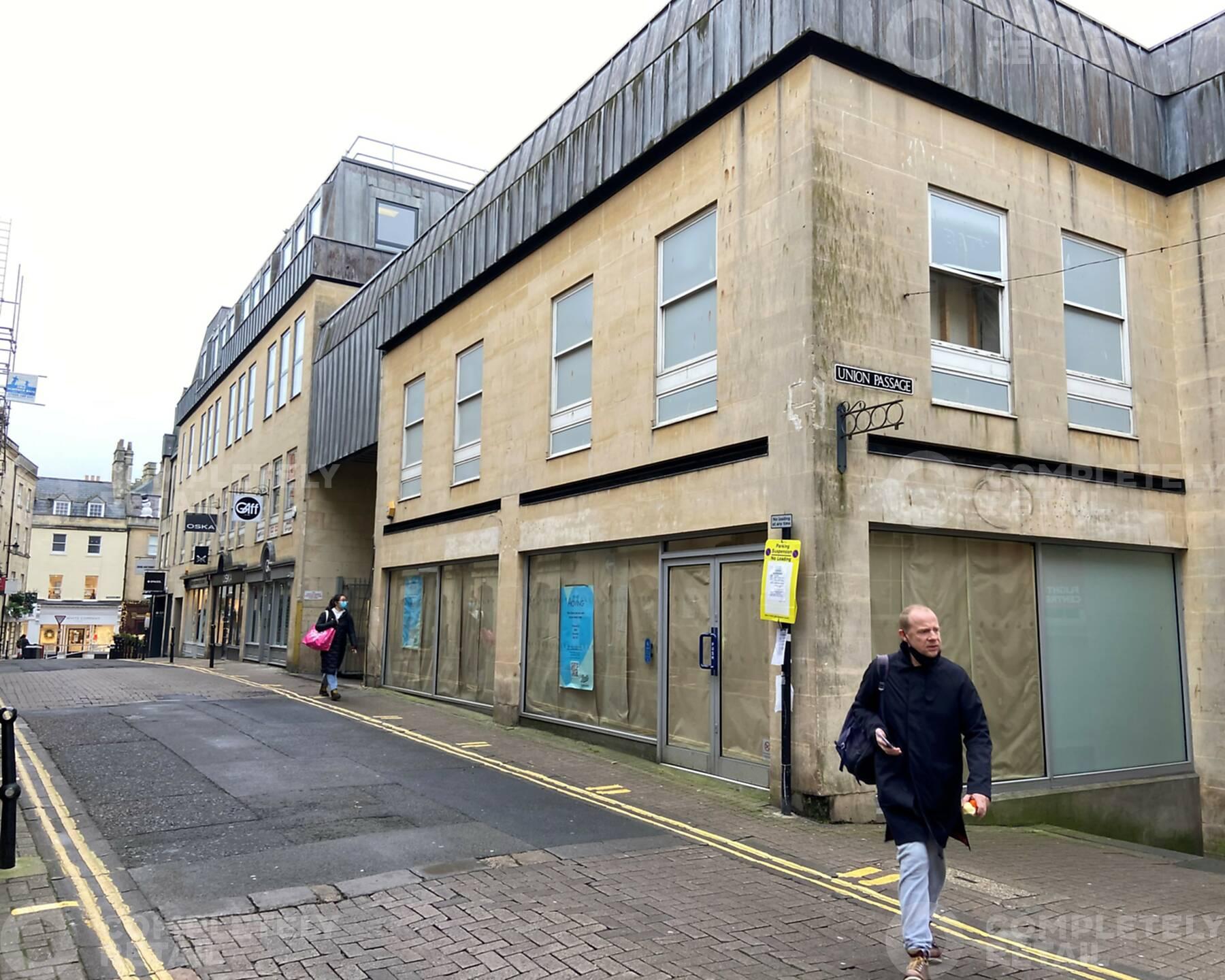 28 Upper Borough Walls, Bath