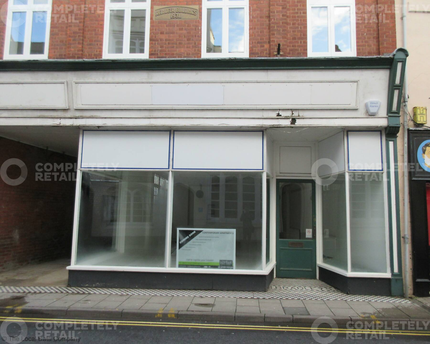 11 Mercer Row