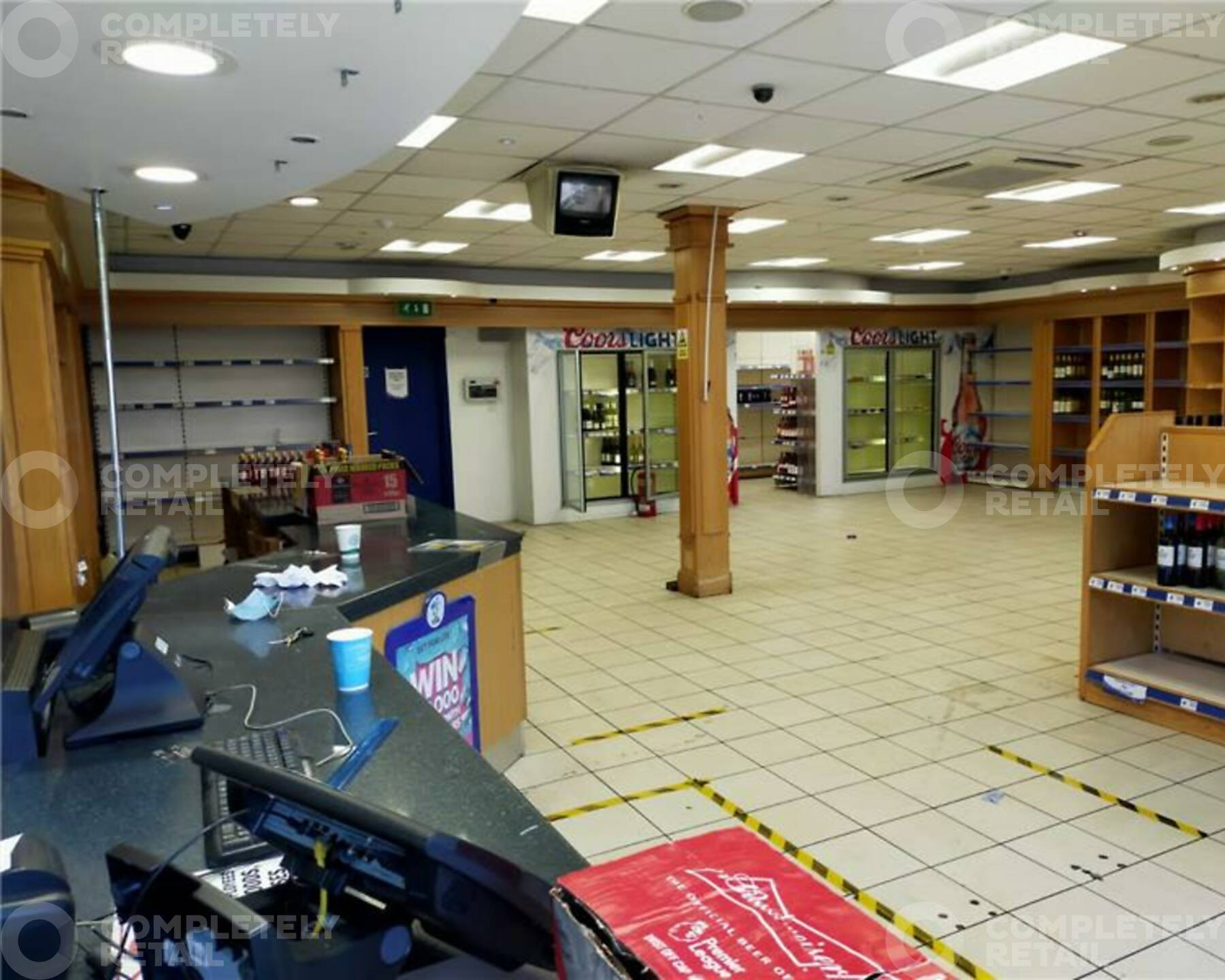 Throne Centre