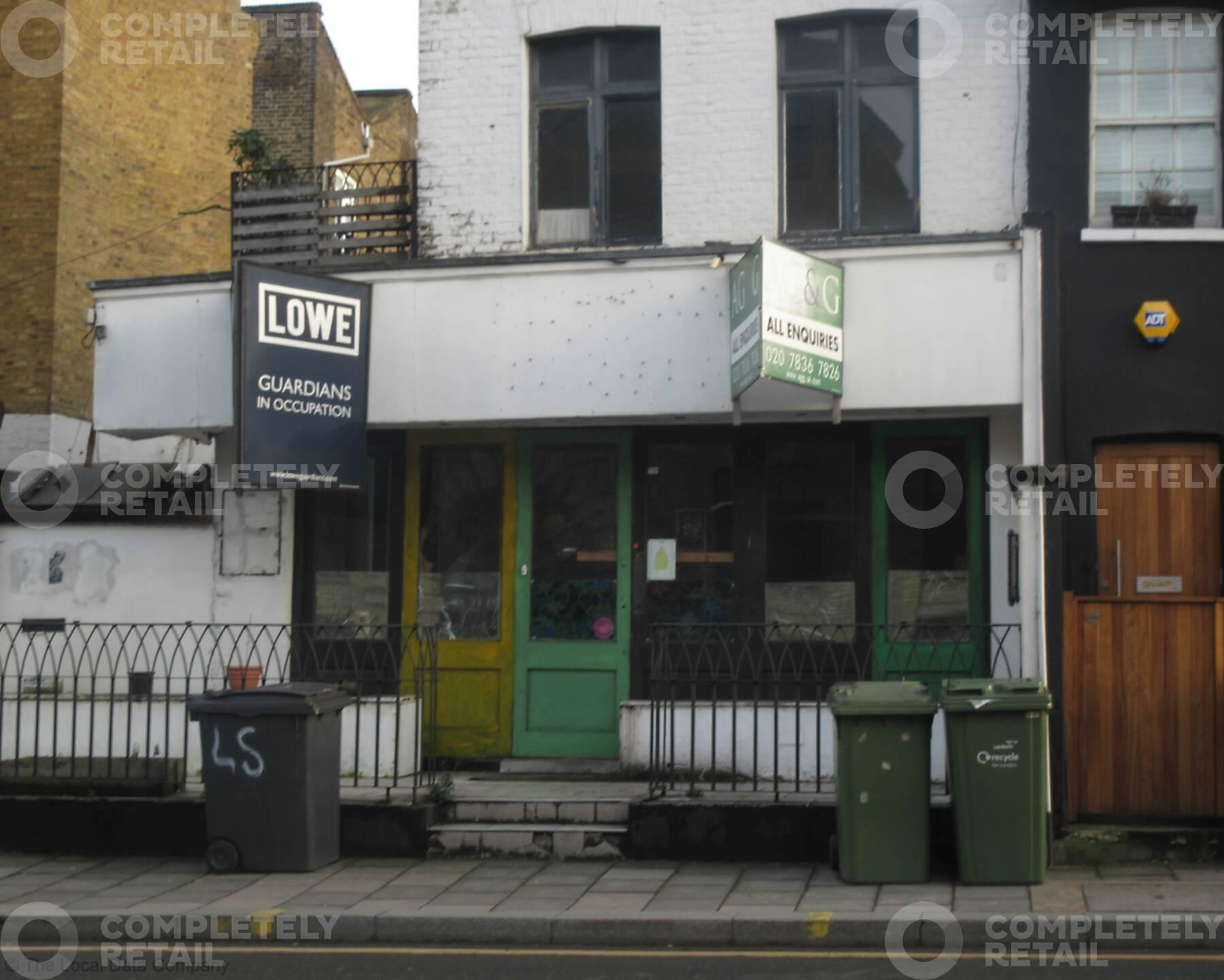 697 Wandsworth Road