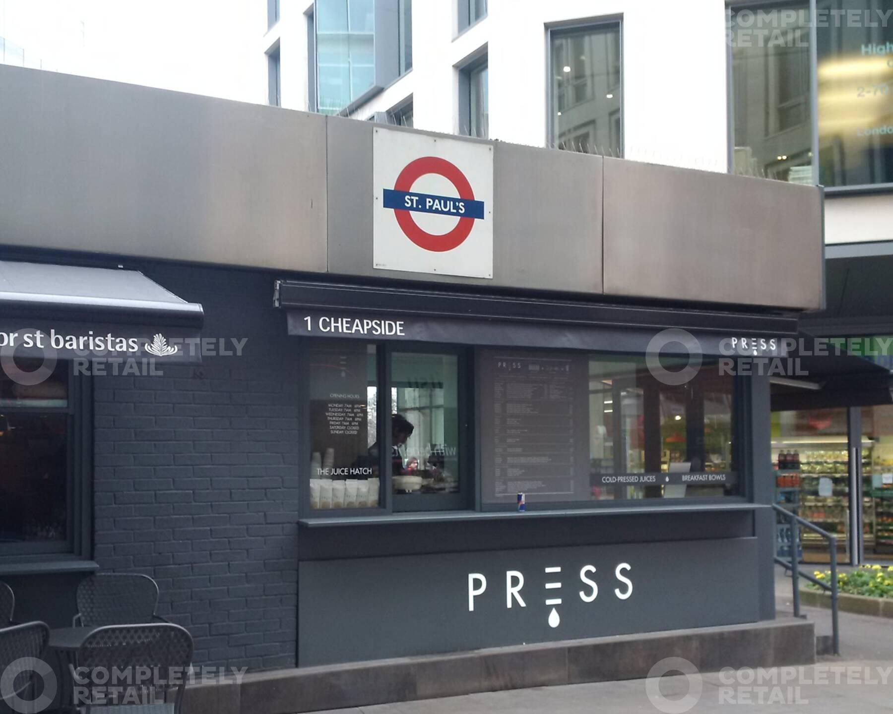 1 Cheapside Street