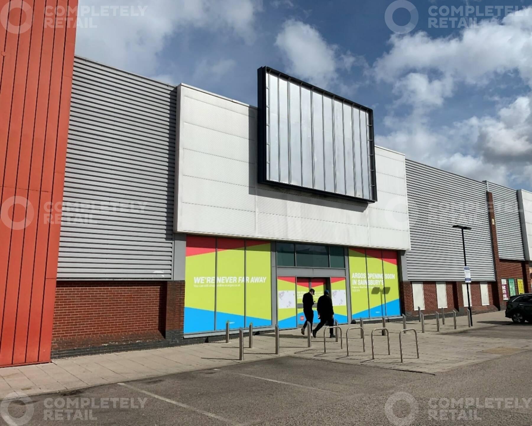 Unit 1A, Kingsway Retail Park, Derby
