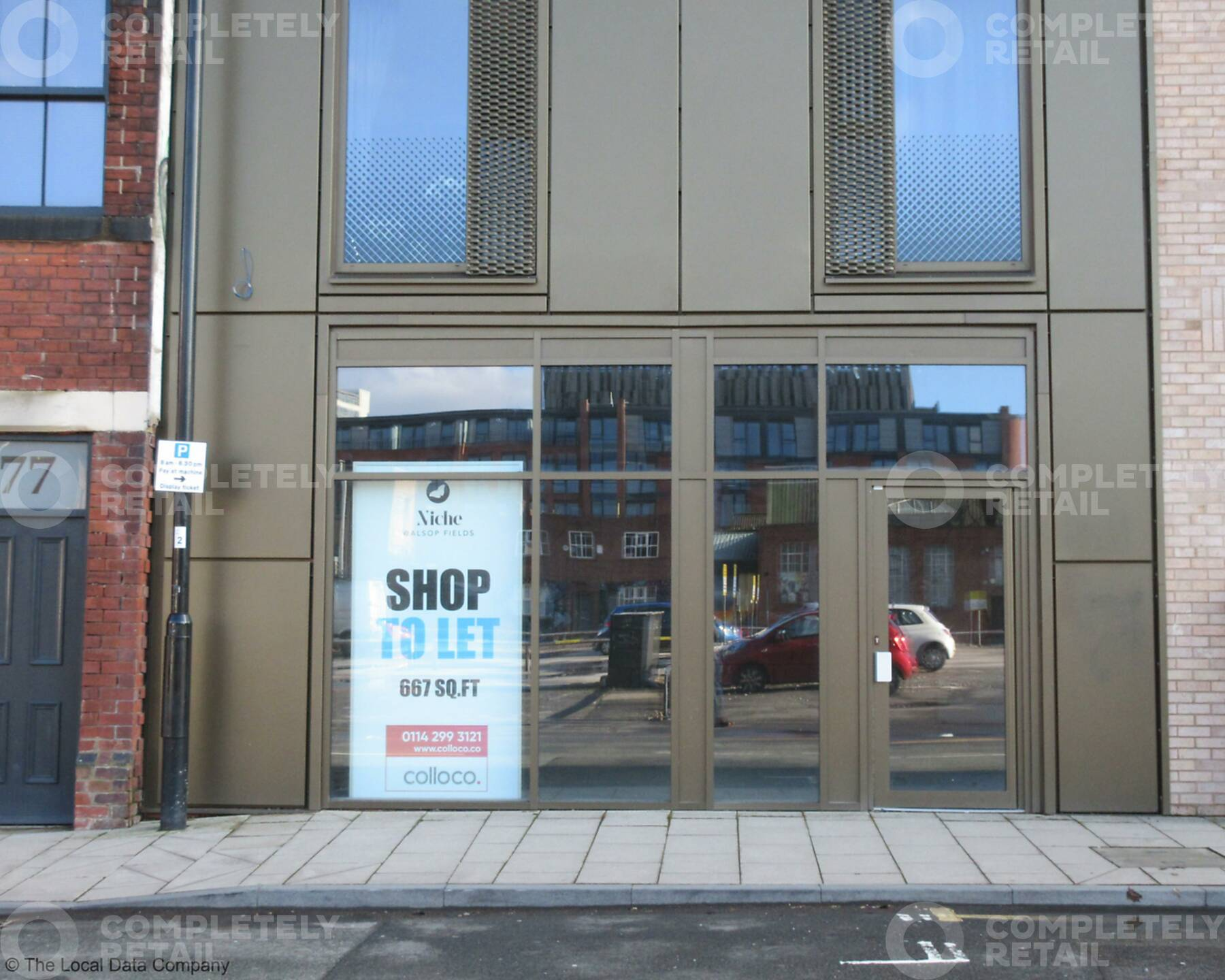 3 Sidney Street