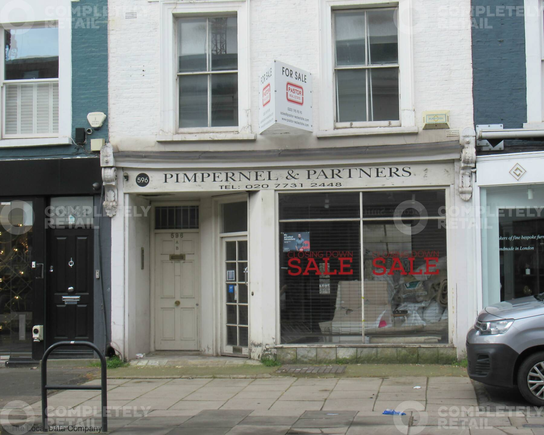596 King's Road