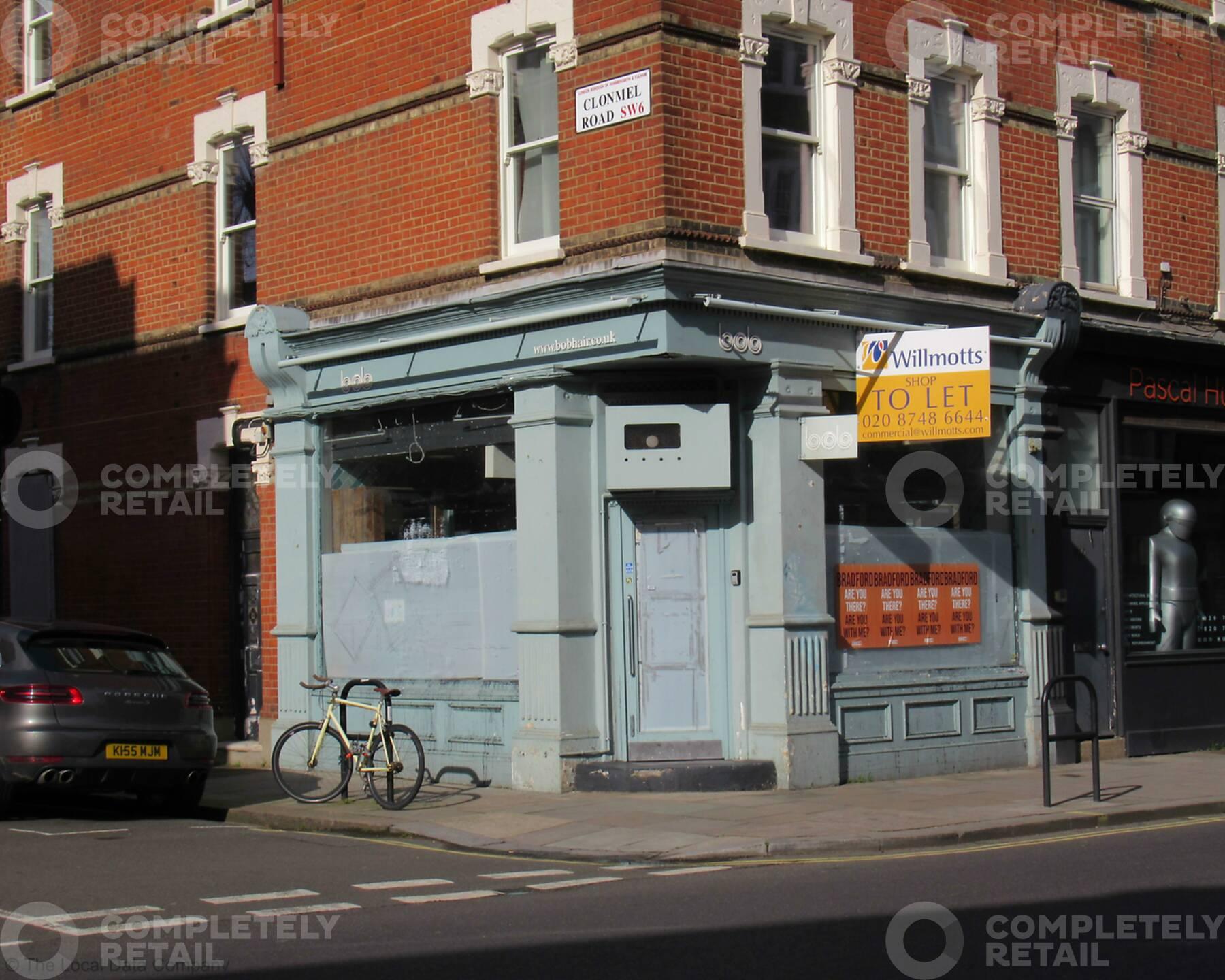 602 Fulham Road