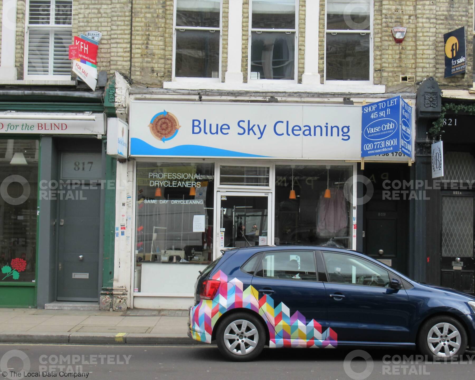 819 Fulham Road