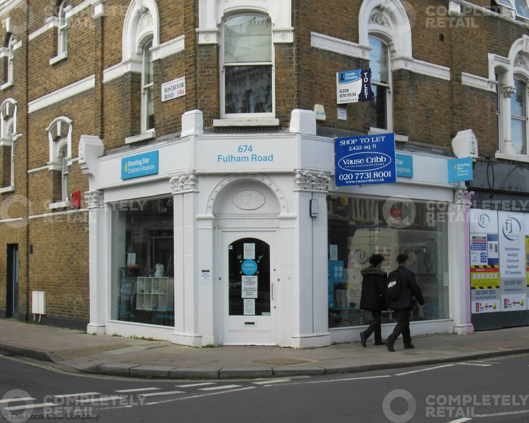 674 Fulham Road