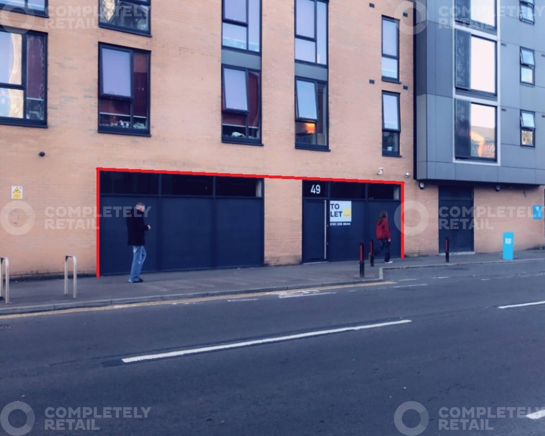 Unit 1 Birley Fields, 49 Stretford Road, Manchester, M15 5JH