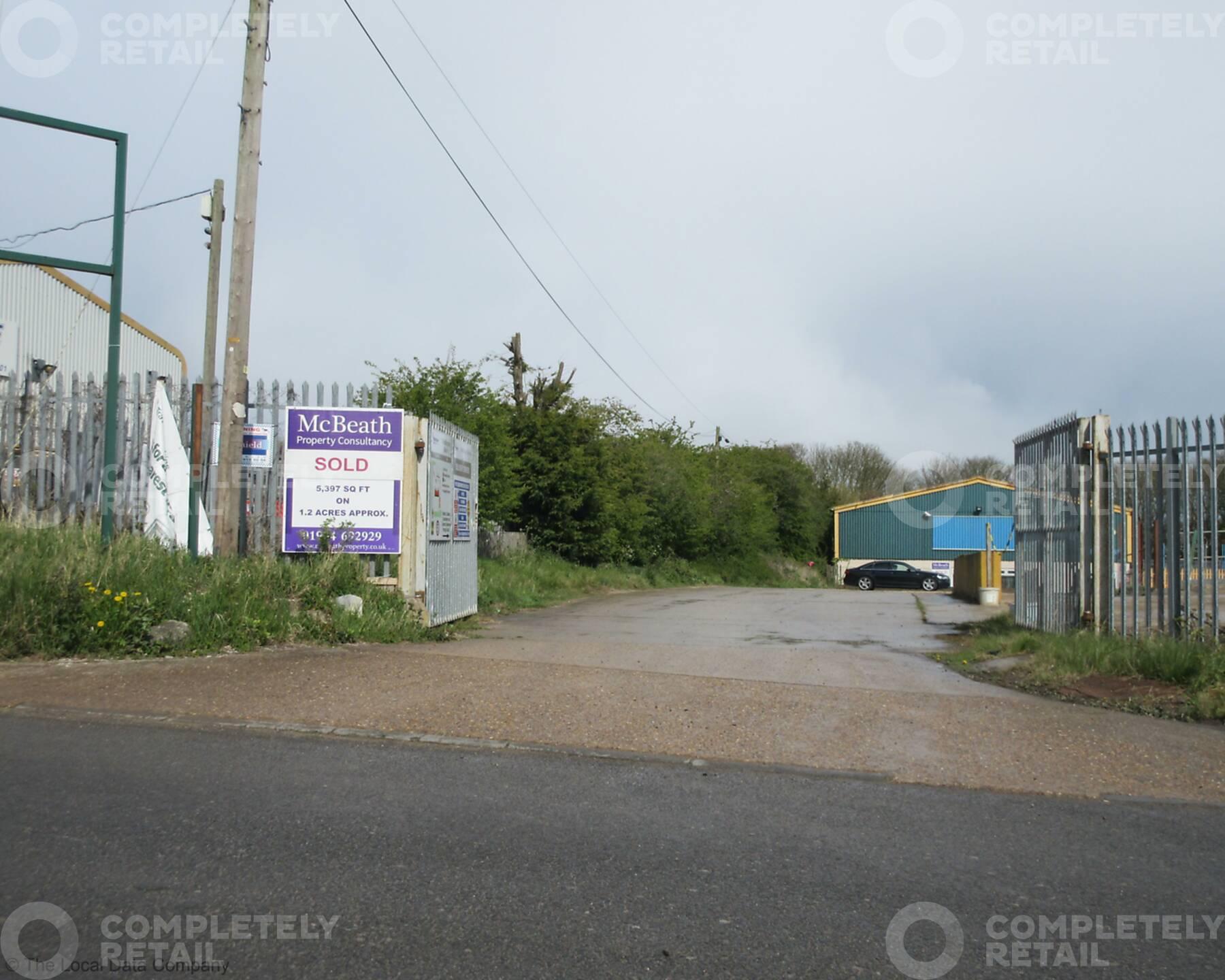 Pinfold Lane Industrial Estate