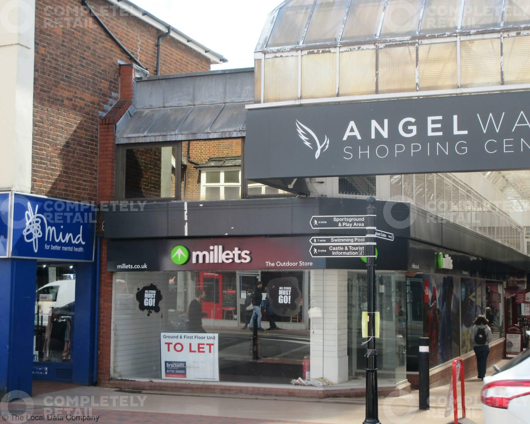 6 Angel Walk Shopping Arcade