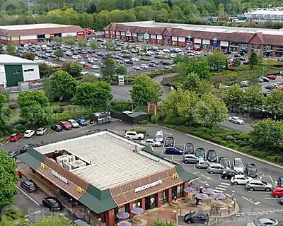 Shrewsbury - Meole Brace Retail Park