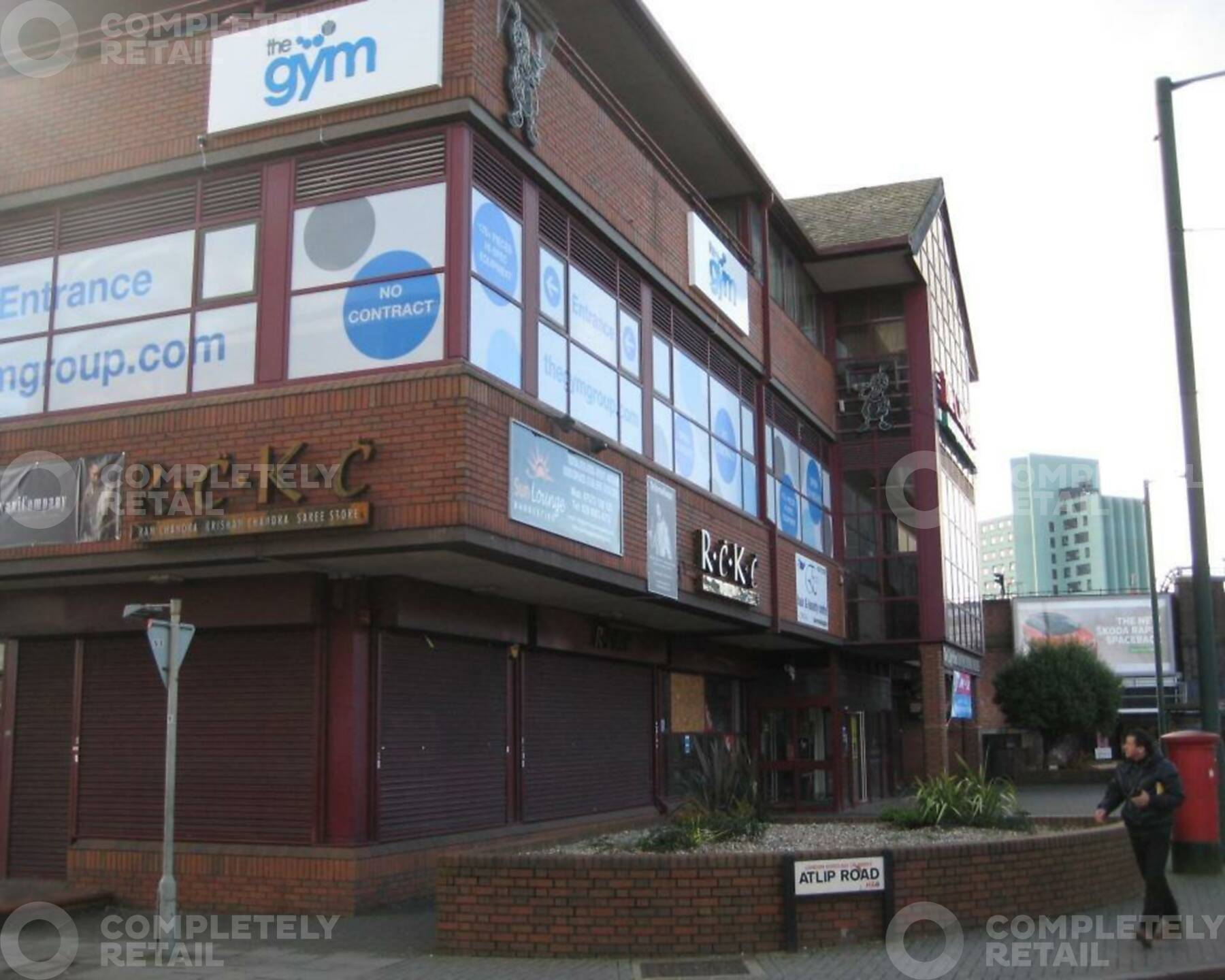 The Atlip Centre, 197 Ealing Road