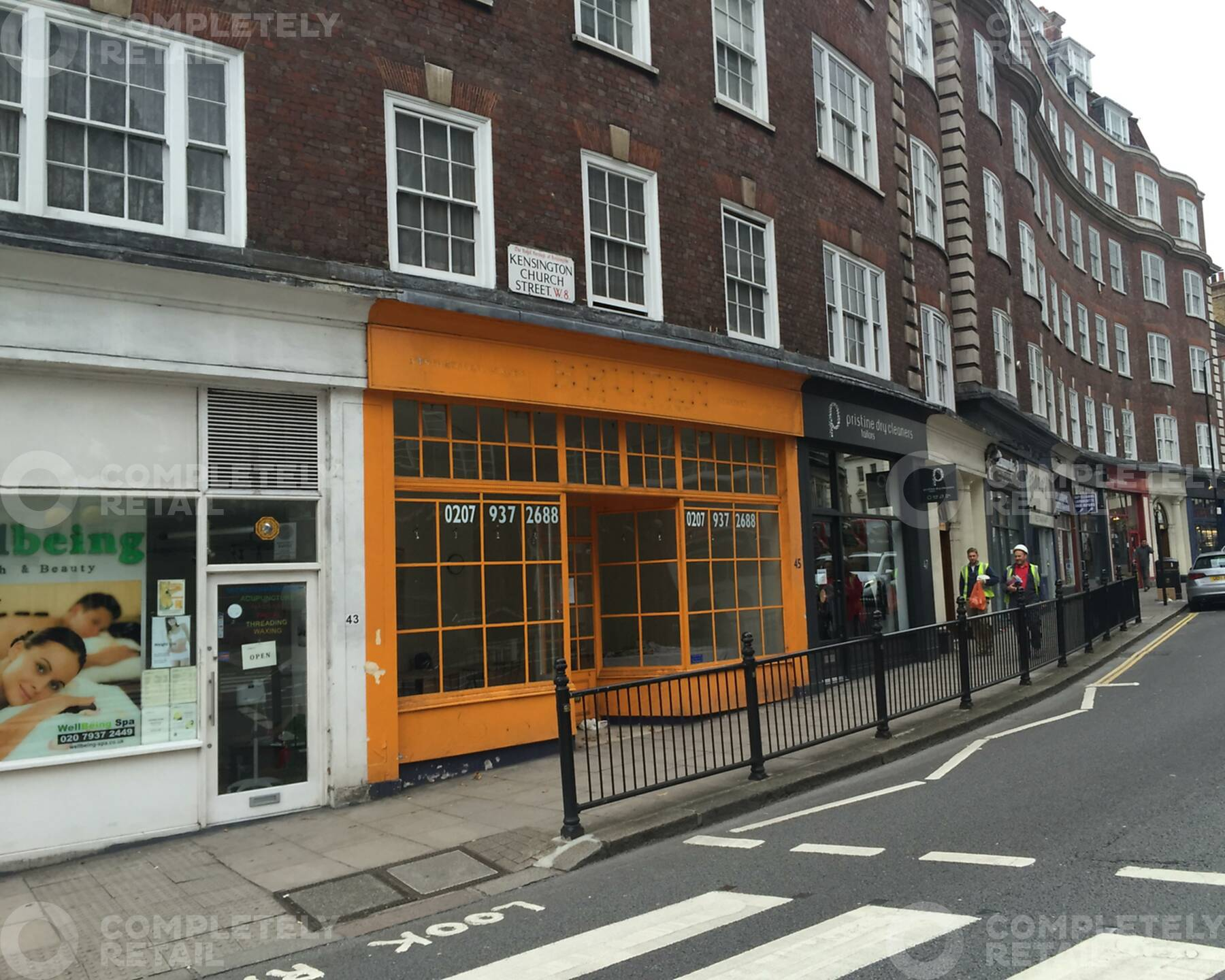 45 Kensington Church Street