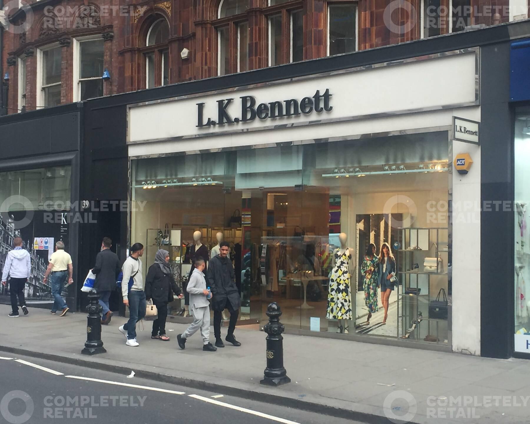 LK Bennett, 39-41 Brompton Road