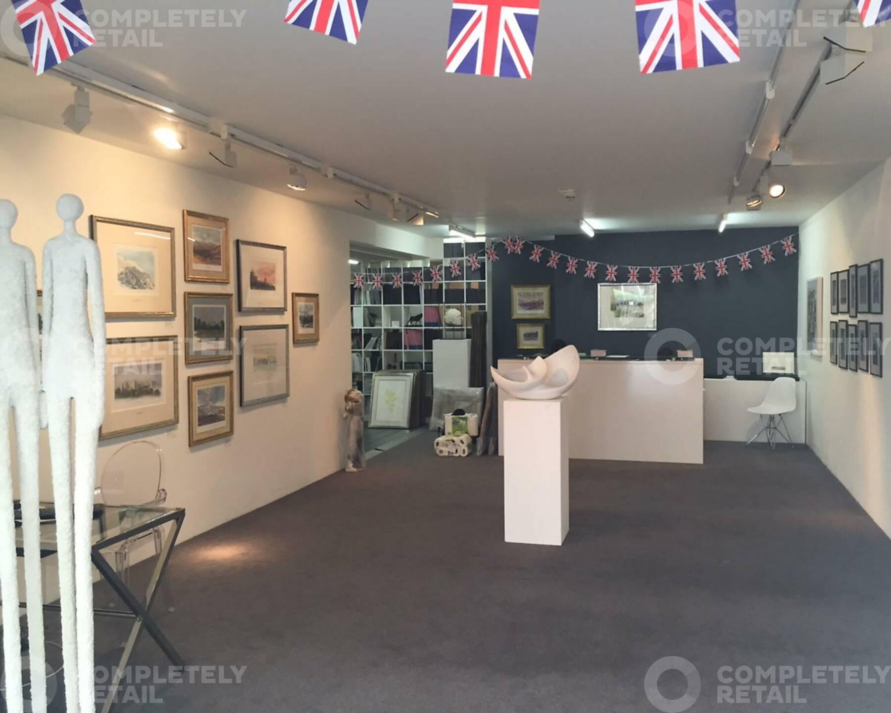 Belgravia Gallery, 23 Maddox Street