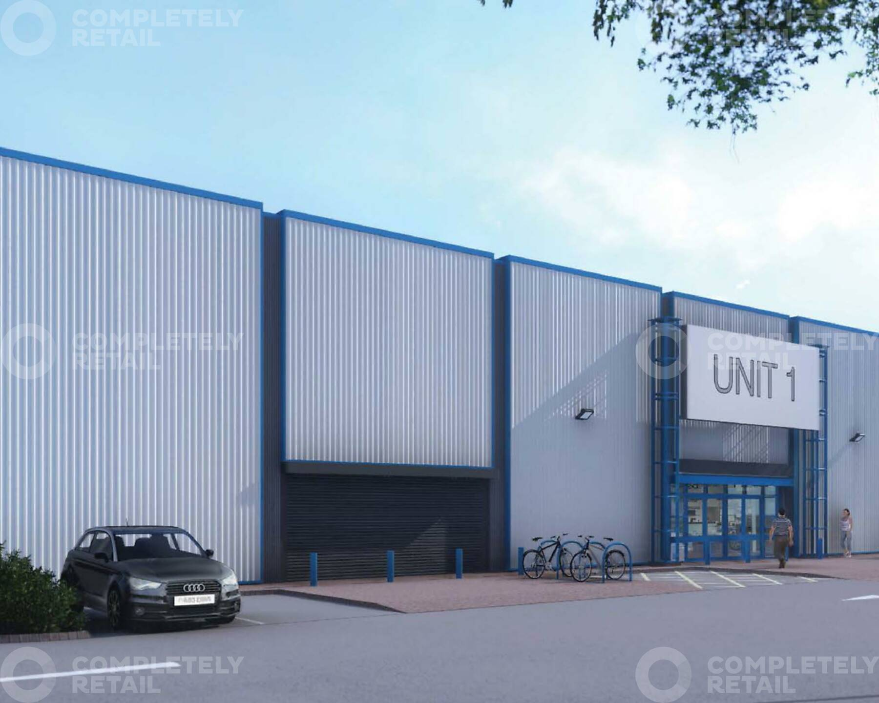 Retail Warehouse Unit