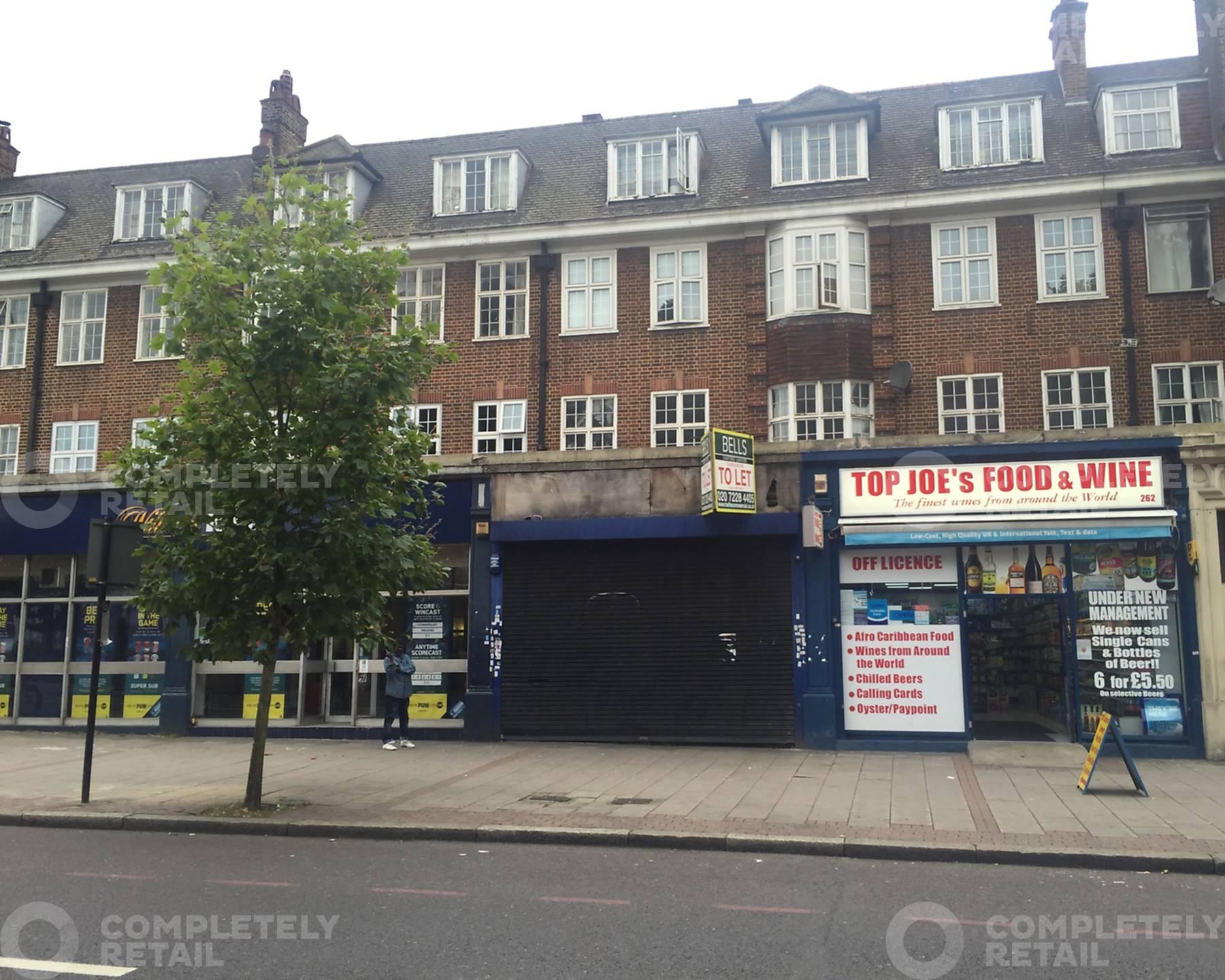 262 Brixton Hill